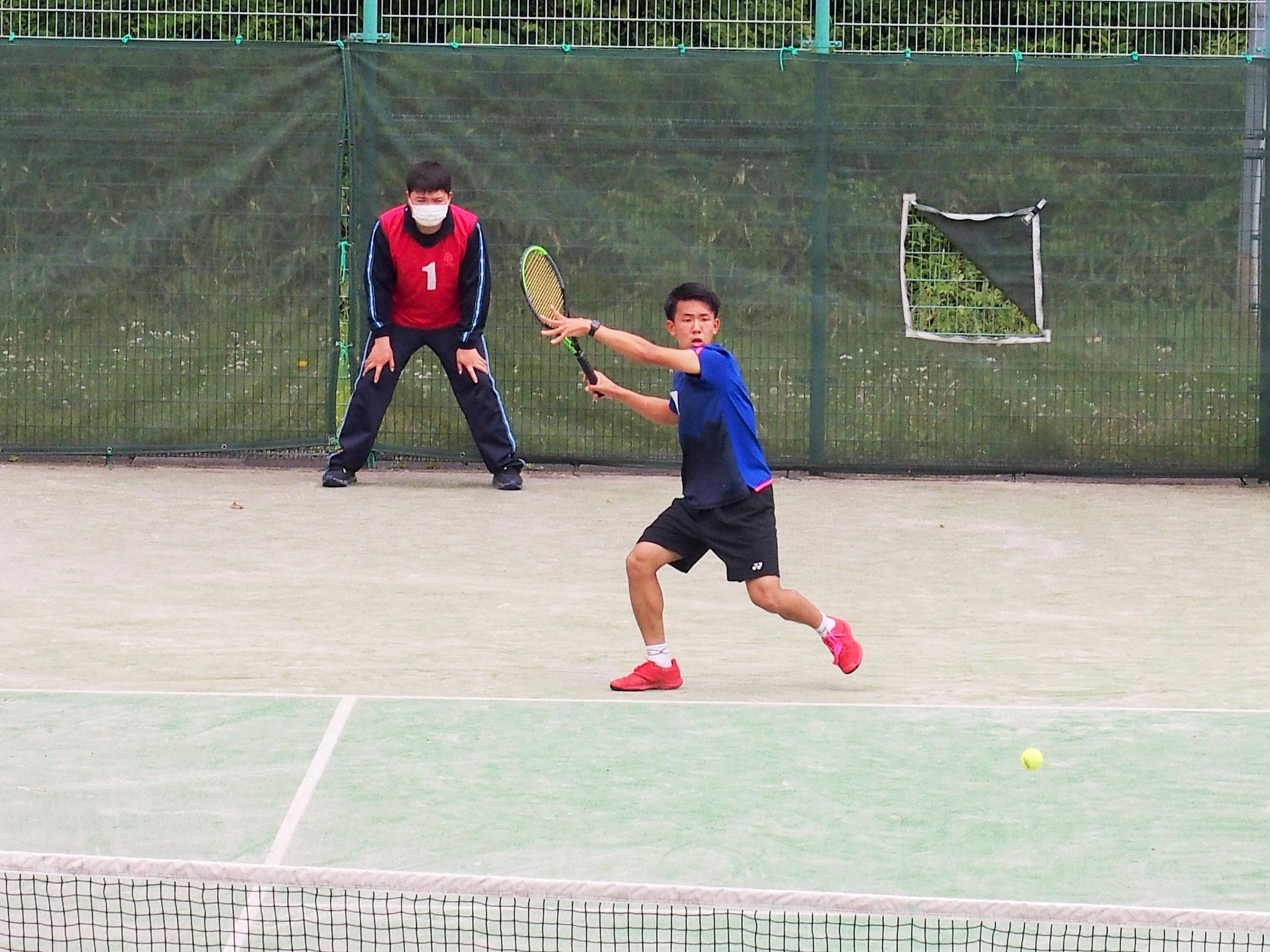 【テニス】5/28~30 @太田テニスコート