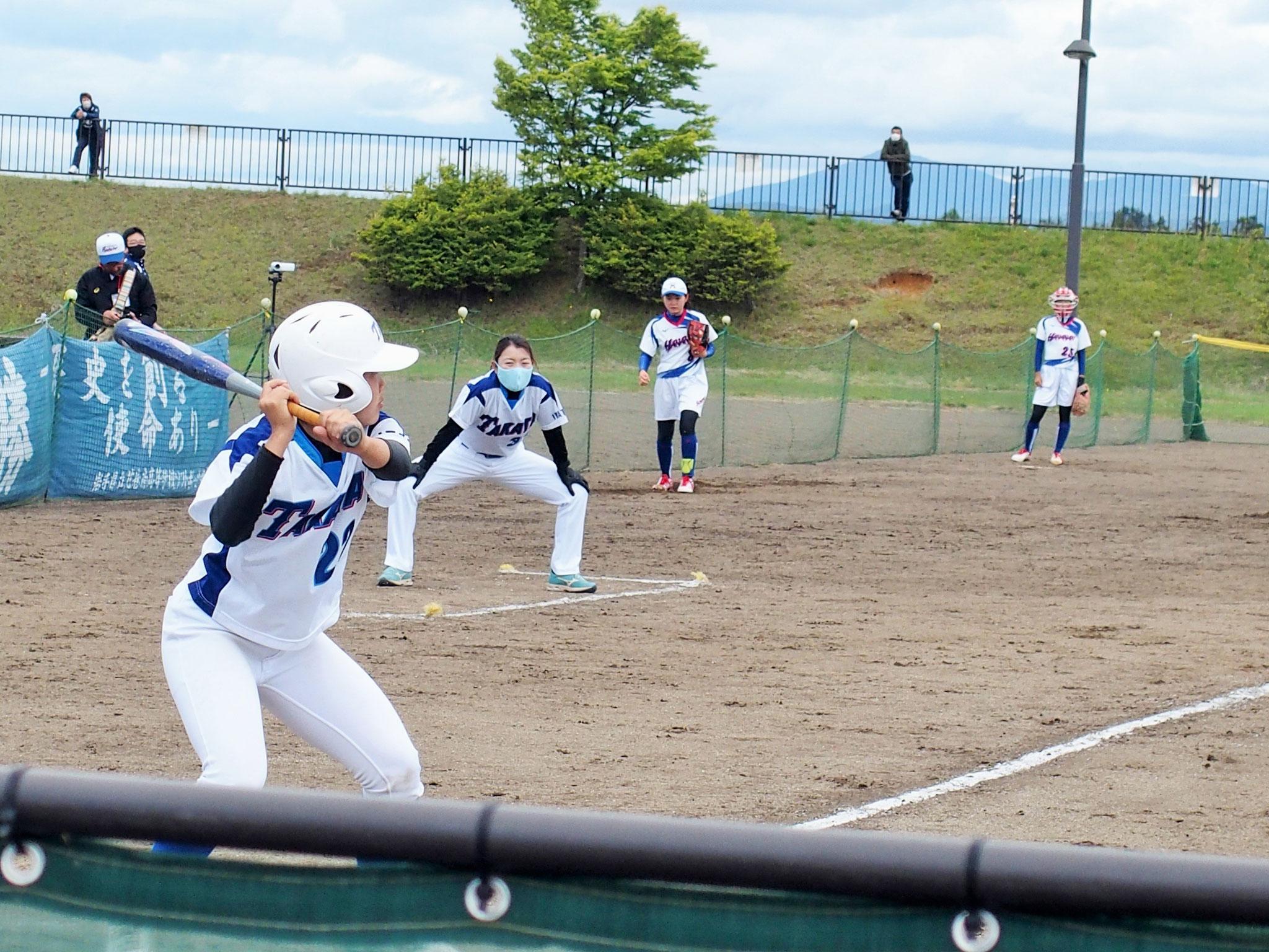 【ソフトボール】5/29~31 @石鳥谷ふれあい運動公園