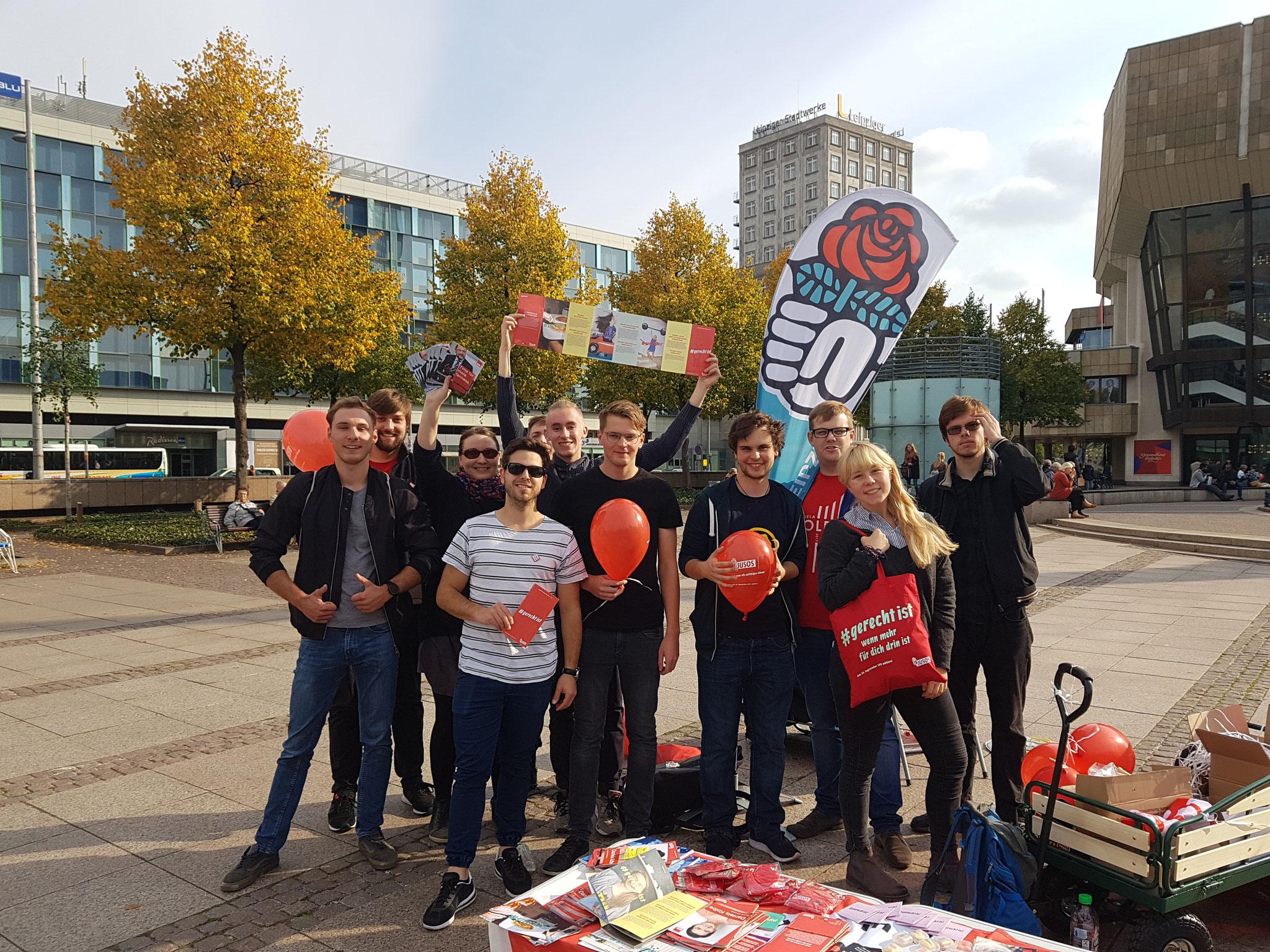 Jugendwahlkampf 2017