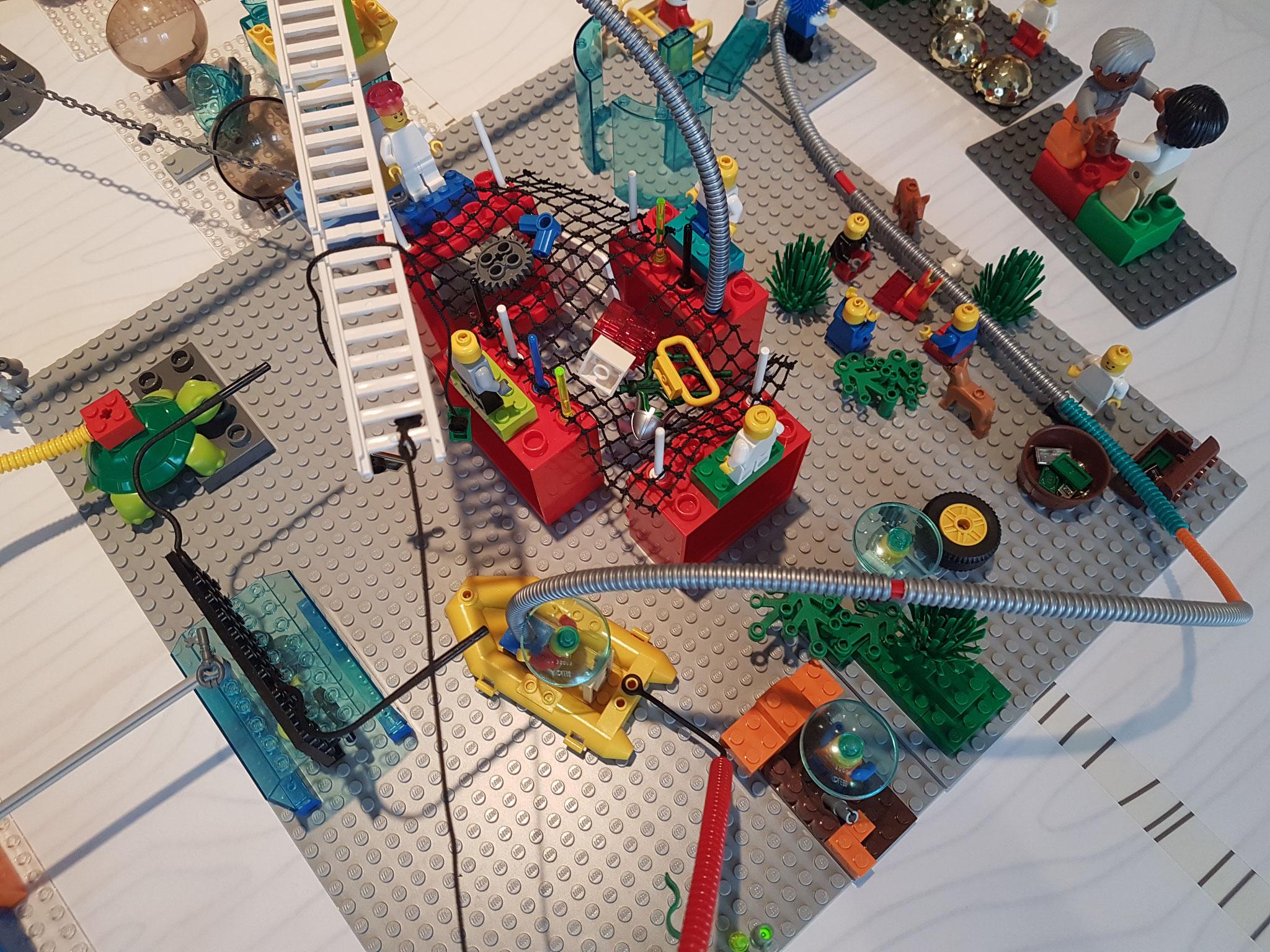 5) GEMEINSAME MODELLE bauen, Systeme verbinden