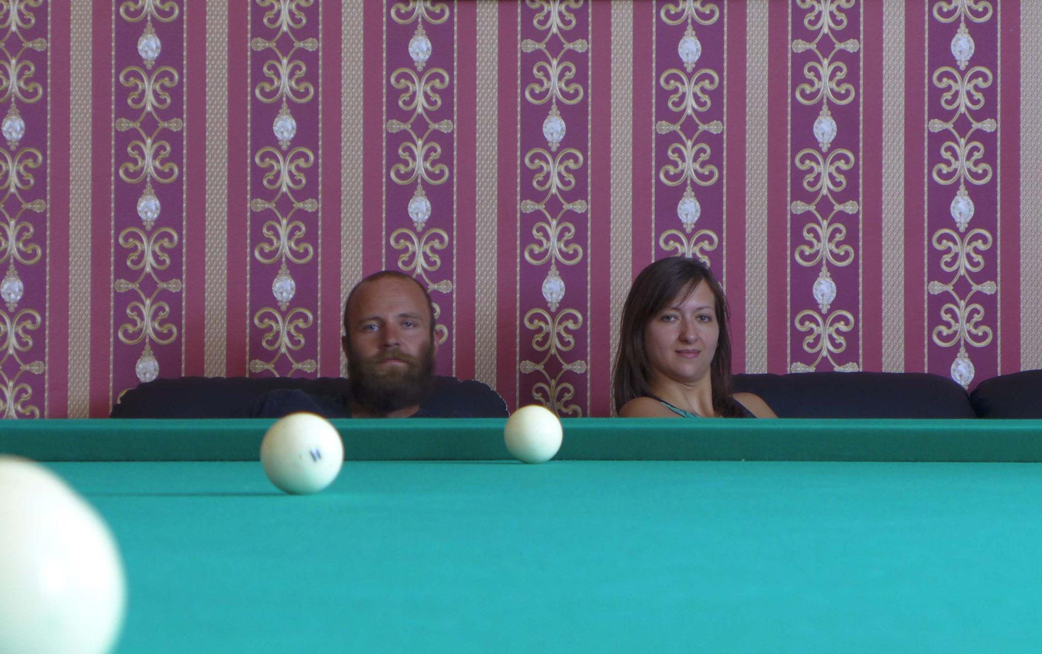 Eine Runde Snooker gefällig?