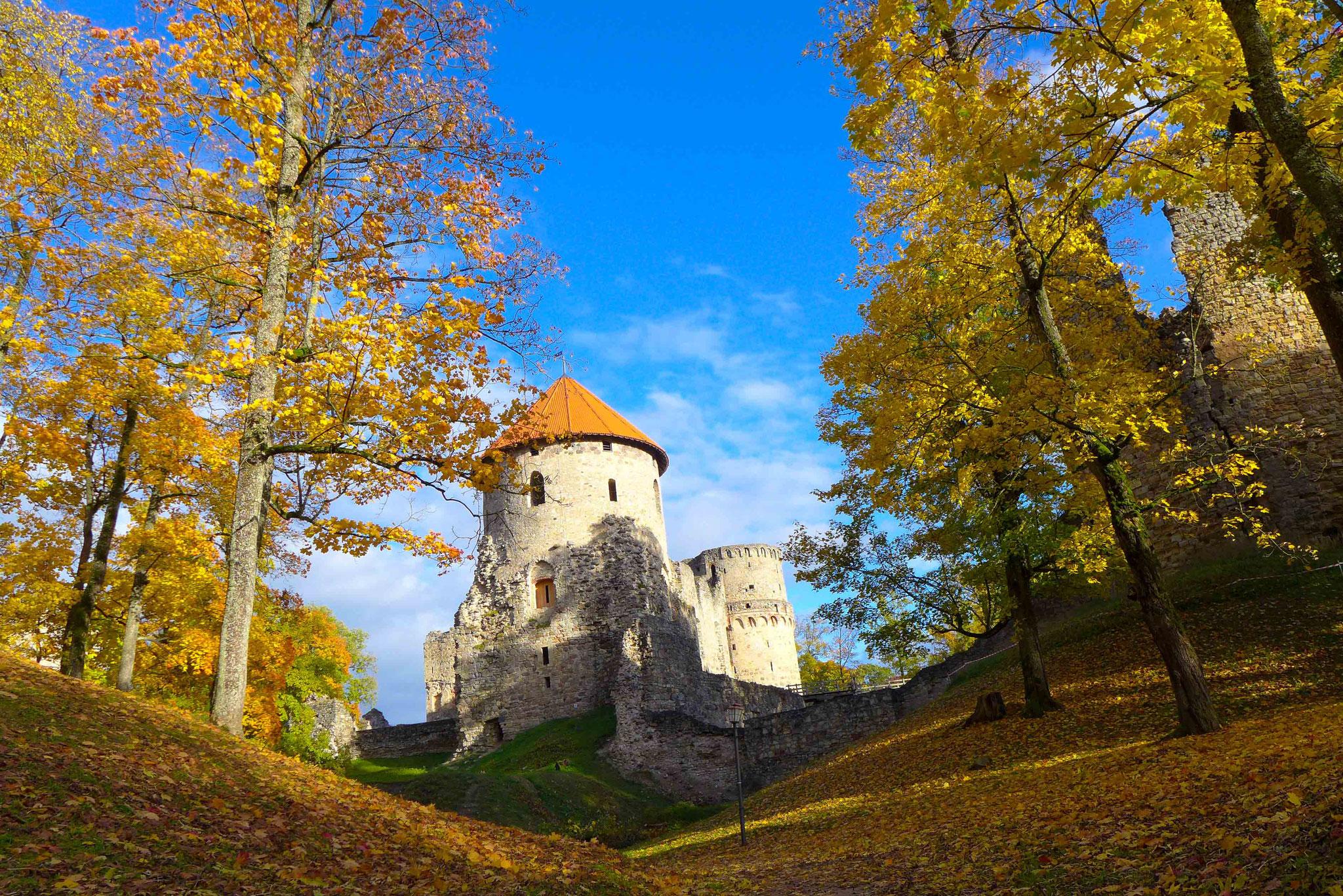 Sigulda castle.