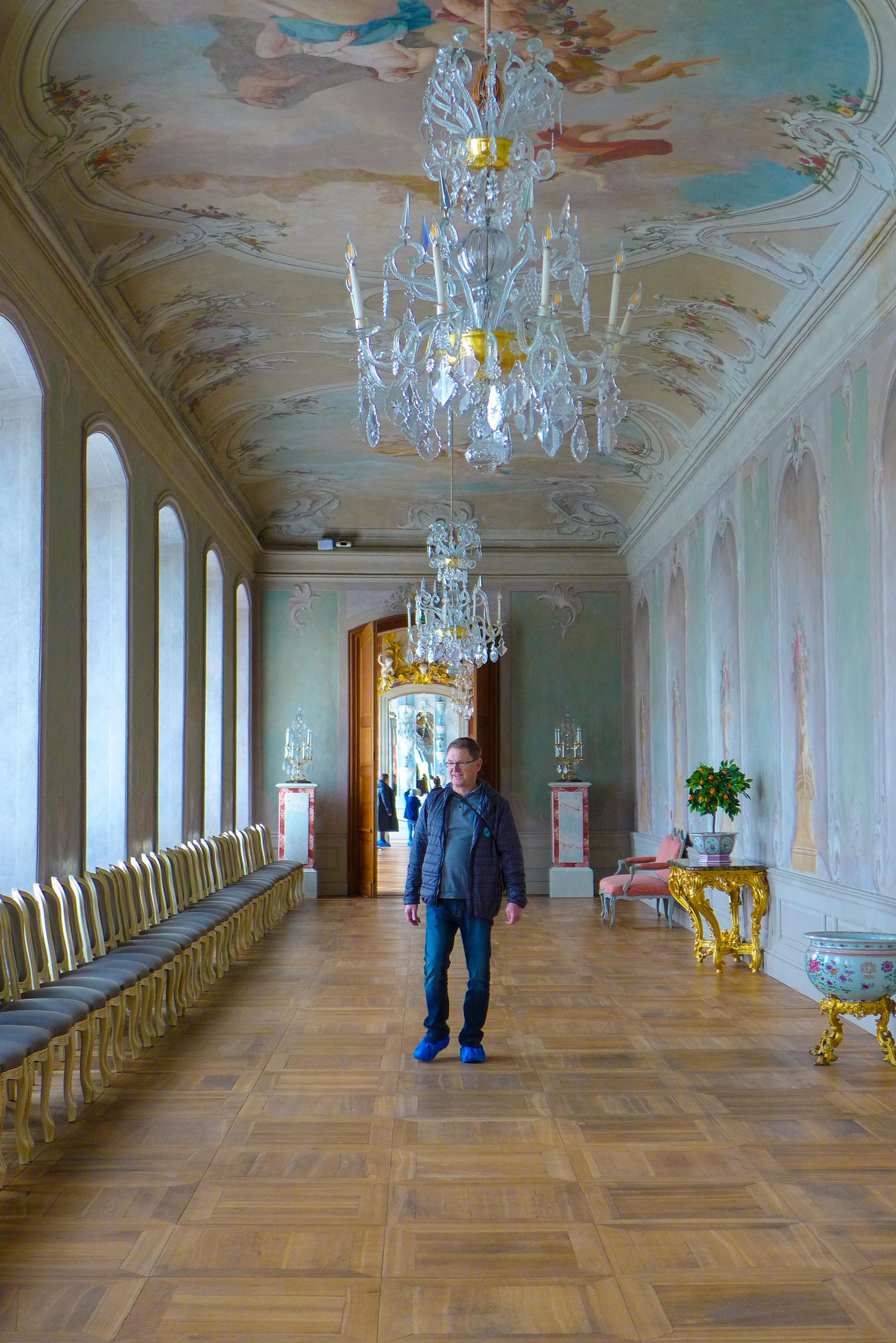 The Rondale palace
