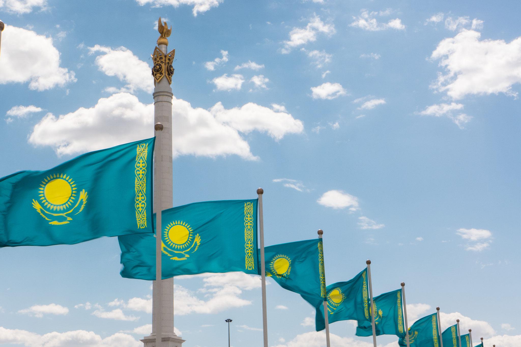 Kasachstan feiert!