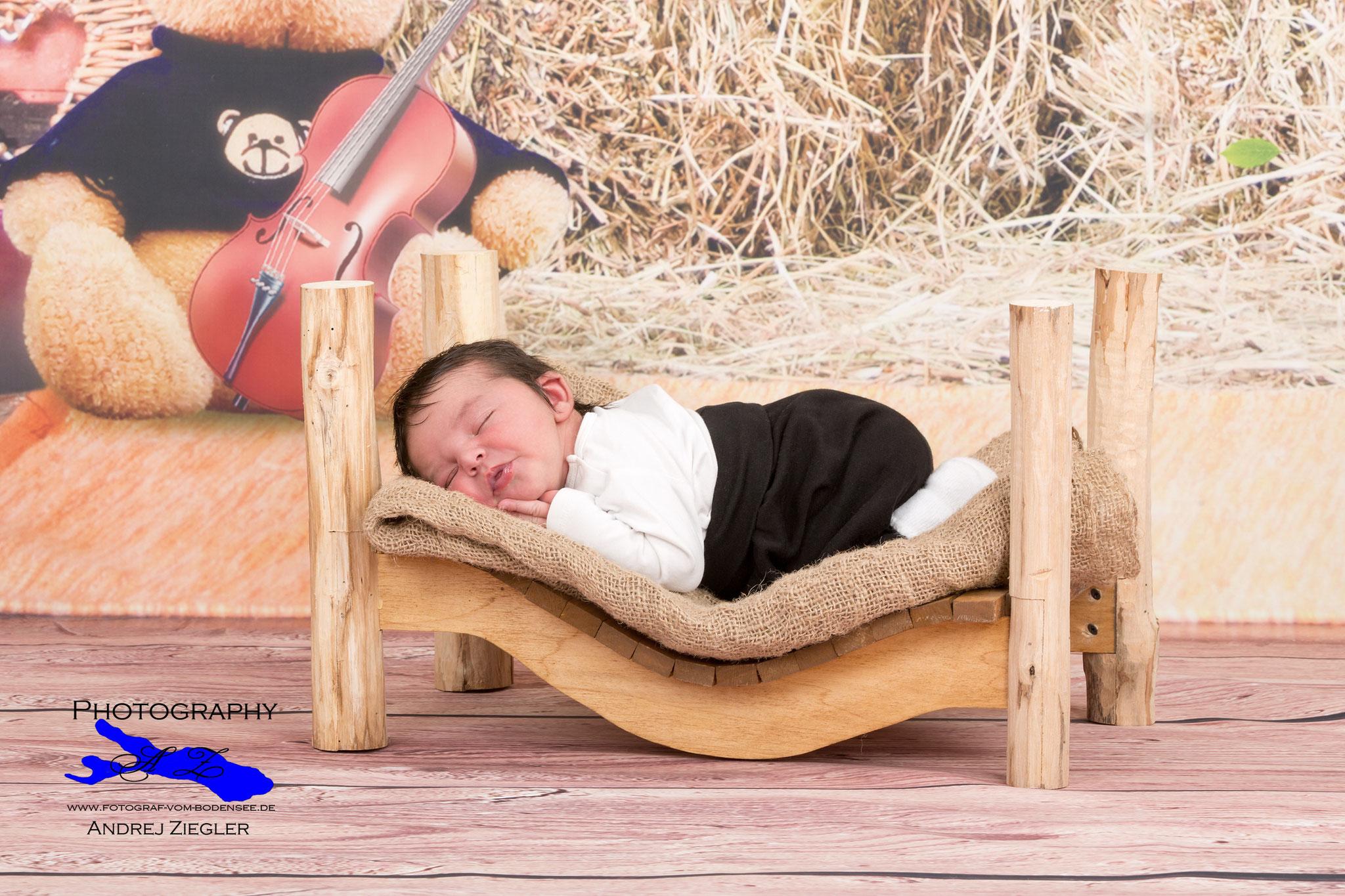 Neugeborenenbilder, Babyfotografie in Bad Saulgau