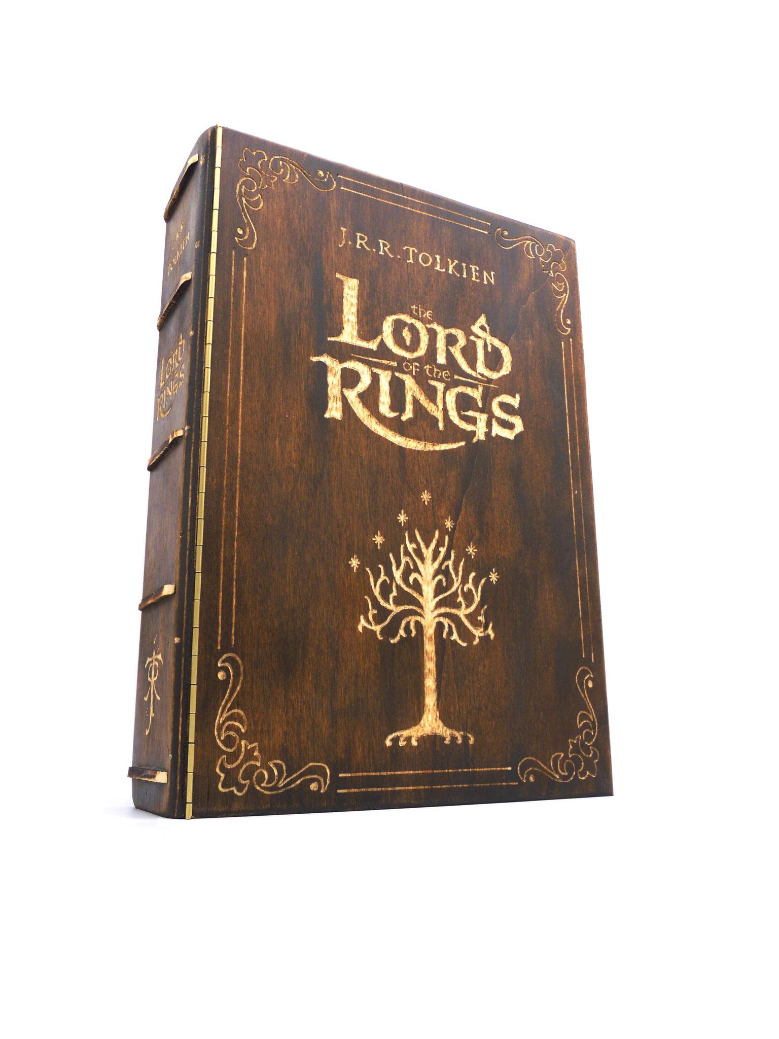 "Portachiavi da parete ""Lord of the Rings"""