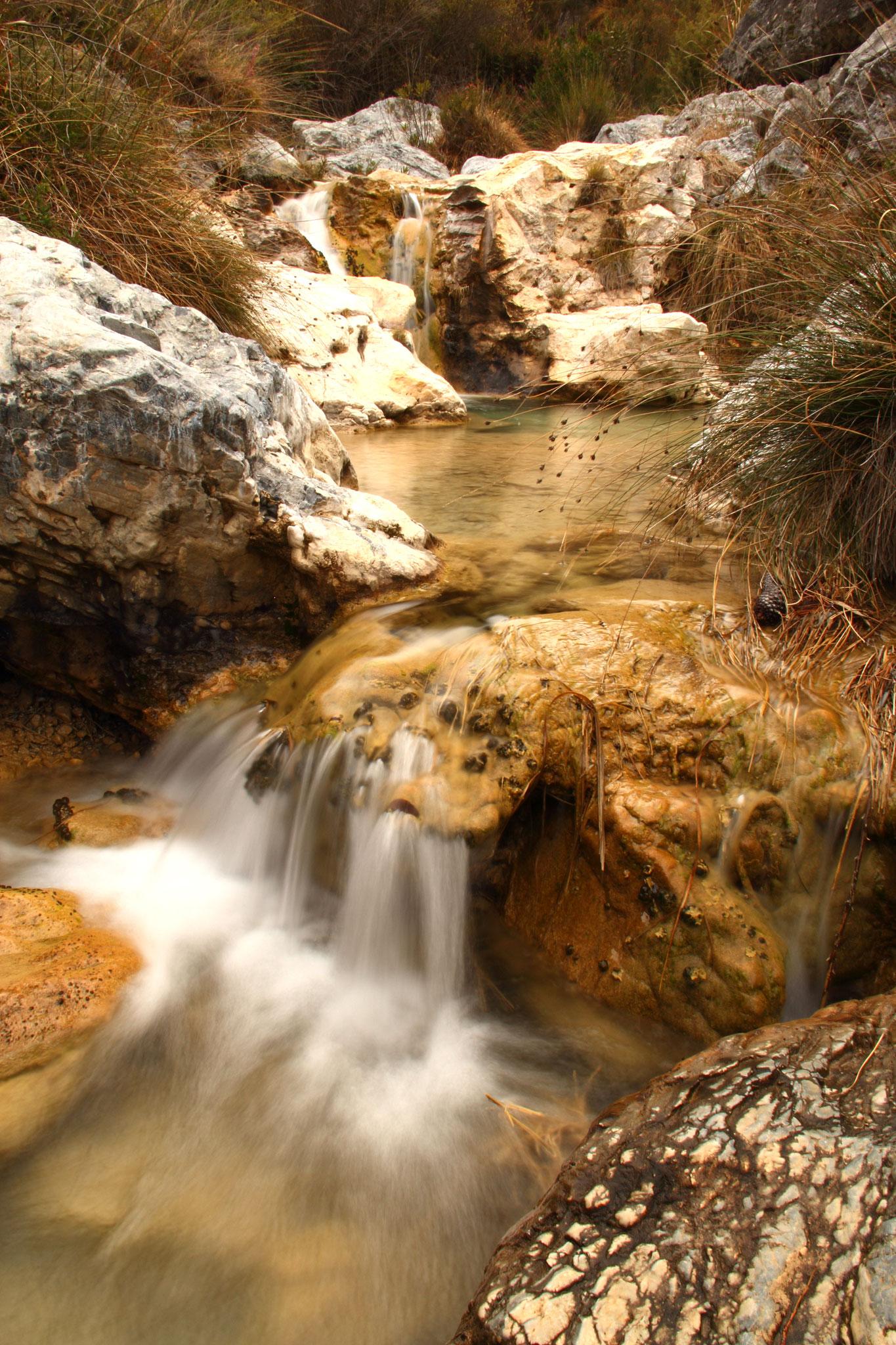 """""""Rio Verde"""" - PN Tejada, Granada - WF05794"""