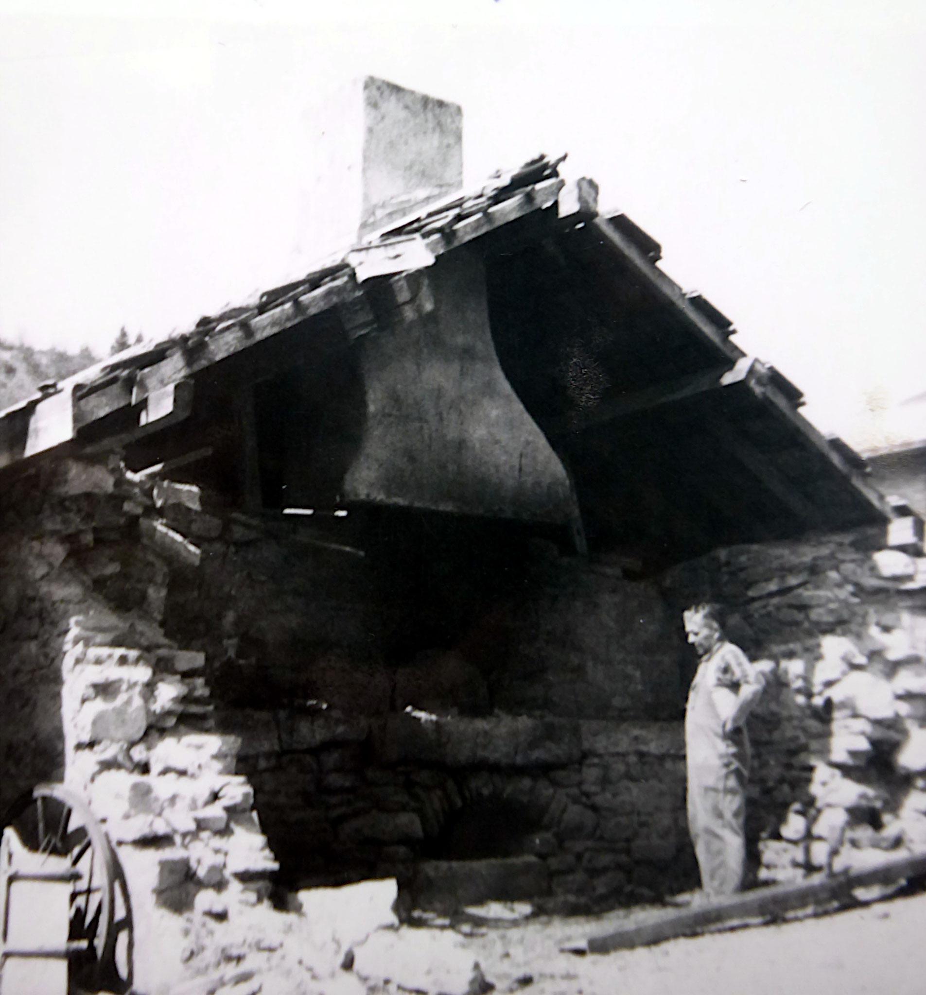 Four disparu de Cléon (Corcelles)