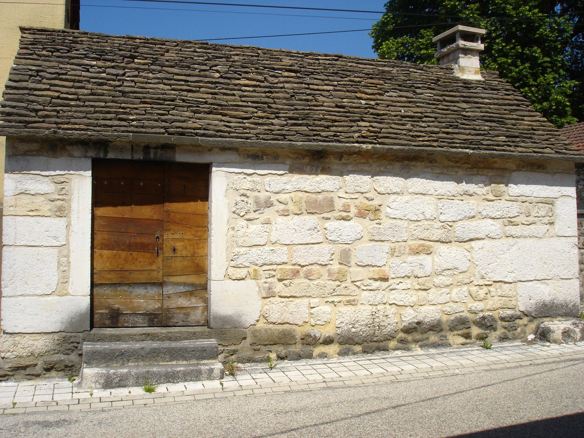 Four d'Hauteville - rue de Tenay