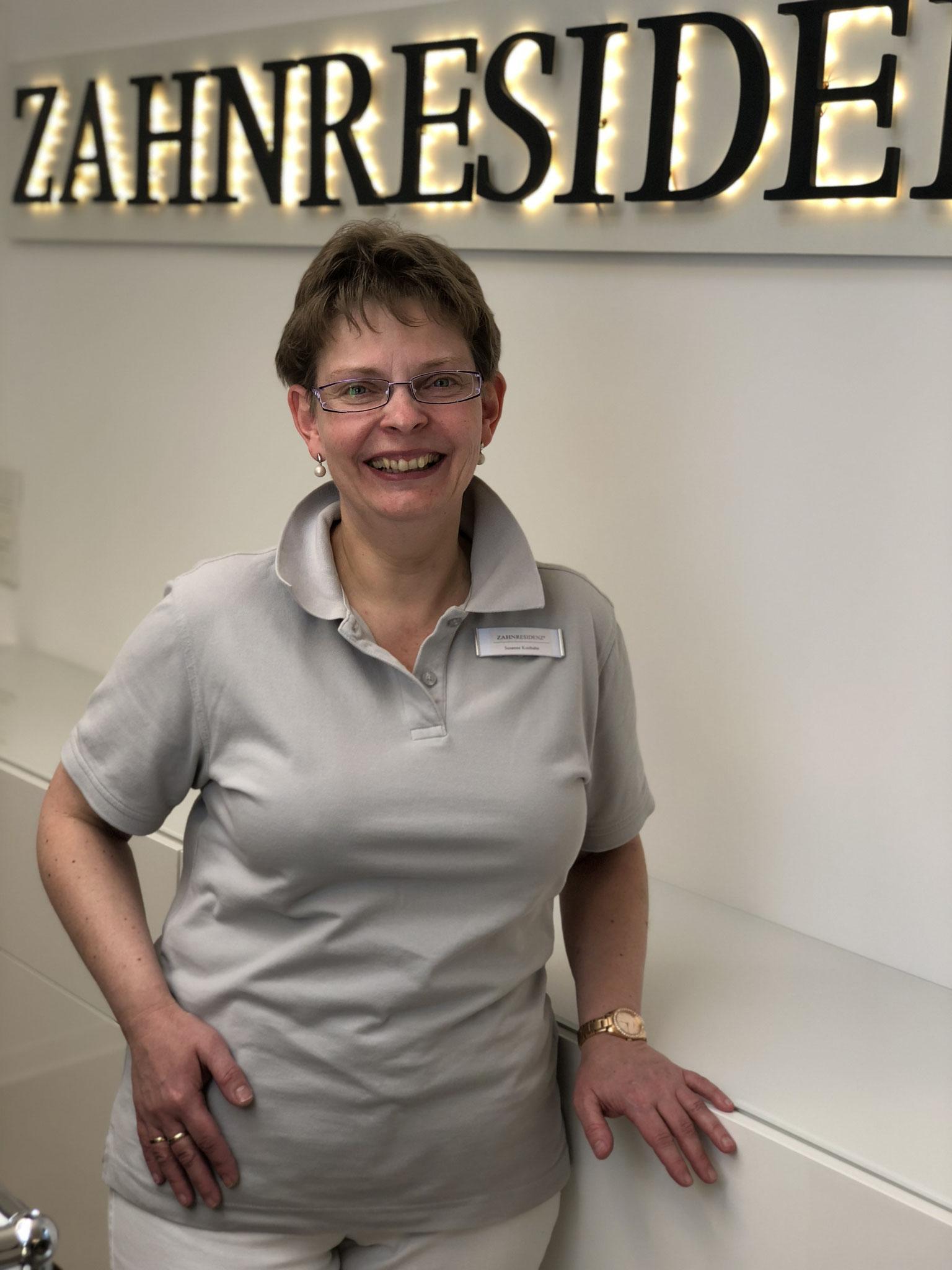 Susanne Koithahn – Zahnärztliche Assistenz