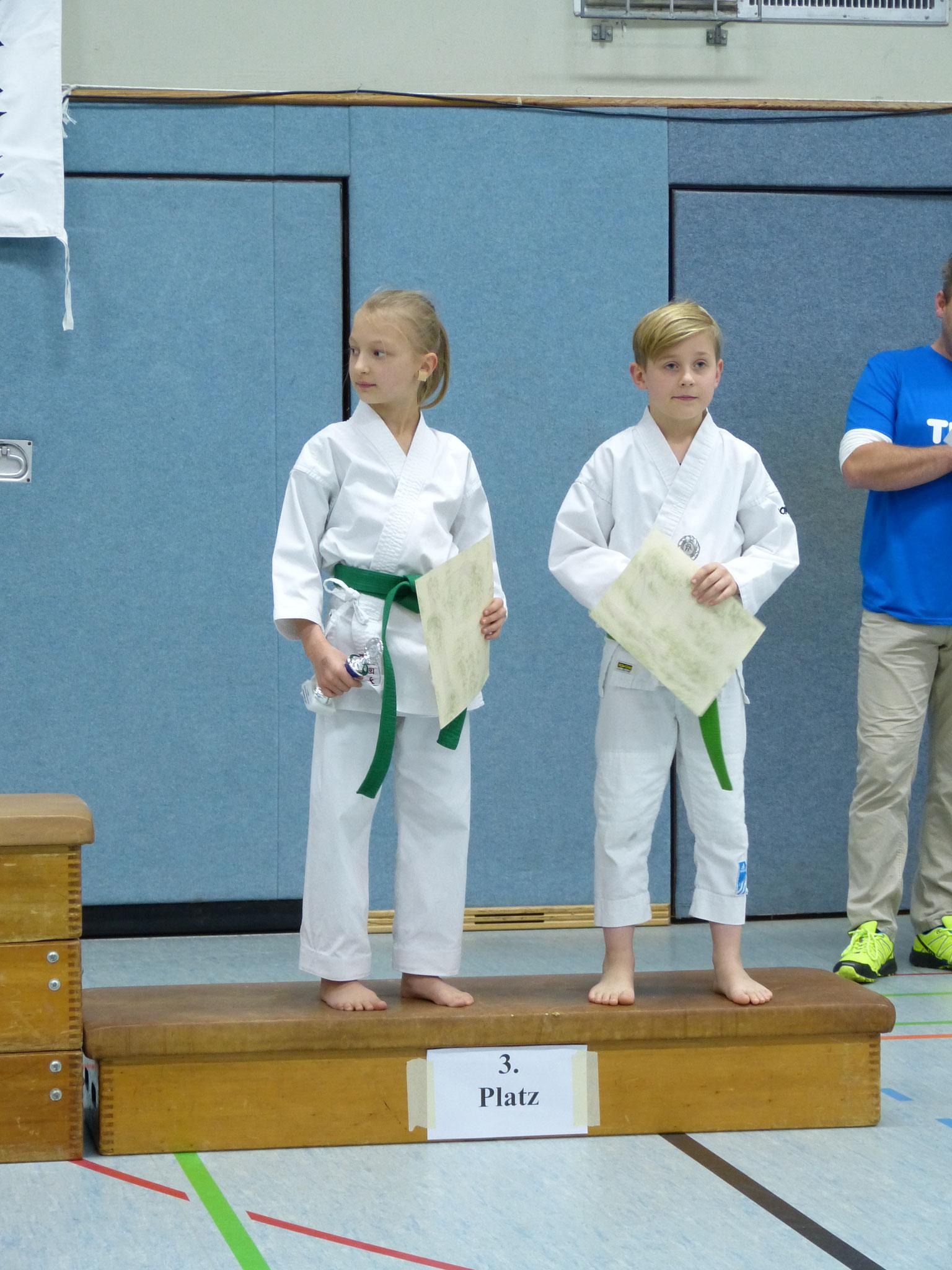 Timon setze sich im Kampf um Platz 3 mit seiner Darbietung durch, herzlichen Glückwunsch!