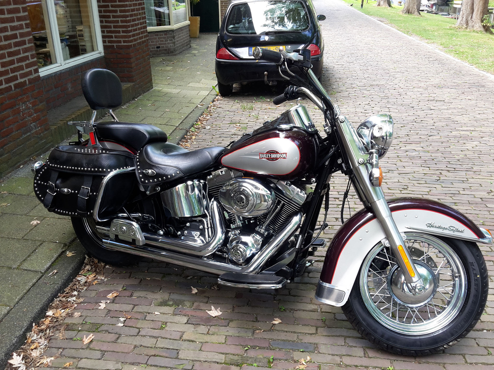 Heritage softail classic 2007