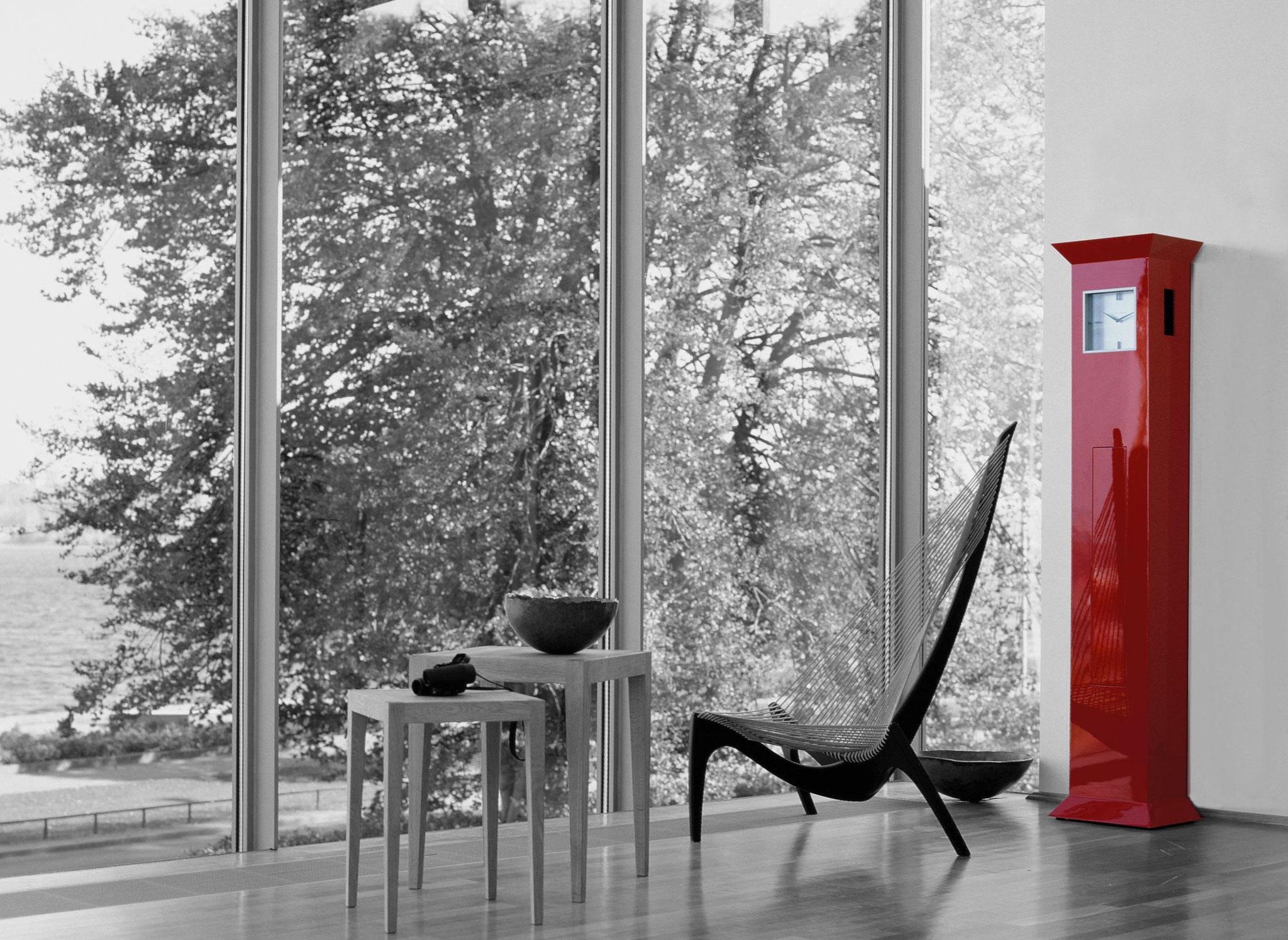 Mehr Zeit mehr Raum Zeitraum Sylt Uhren Interior Design