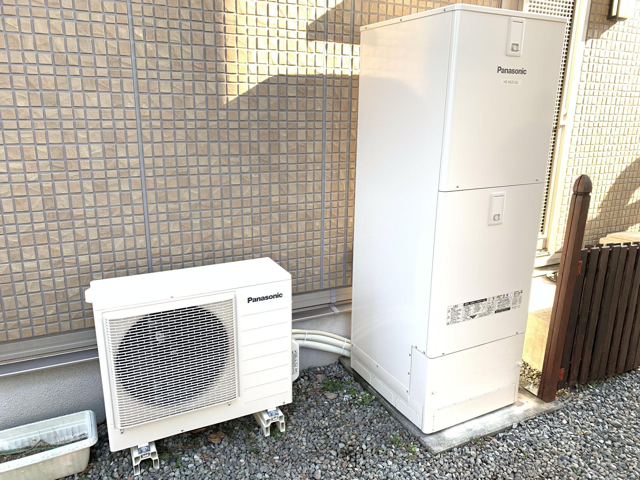 エコキュート 交換工事 取付工事 富士 沼津 三島 長泉 清水町