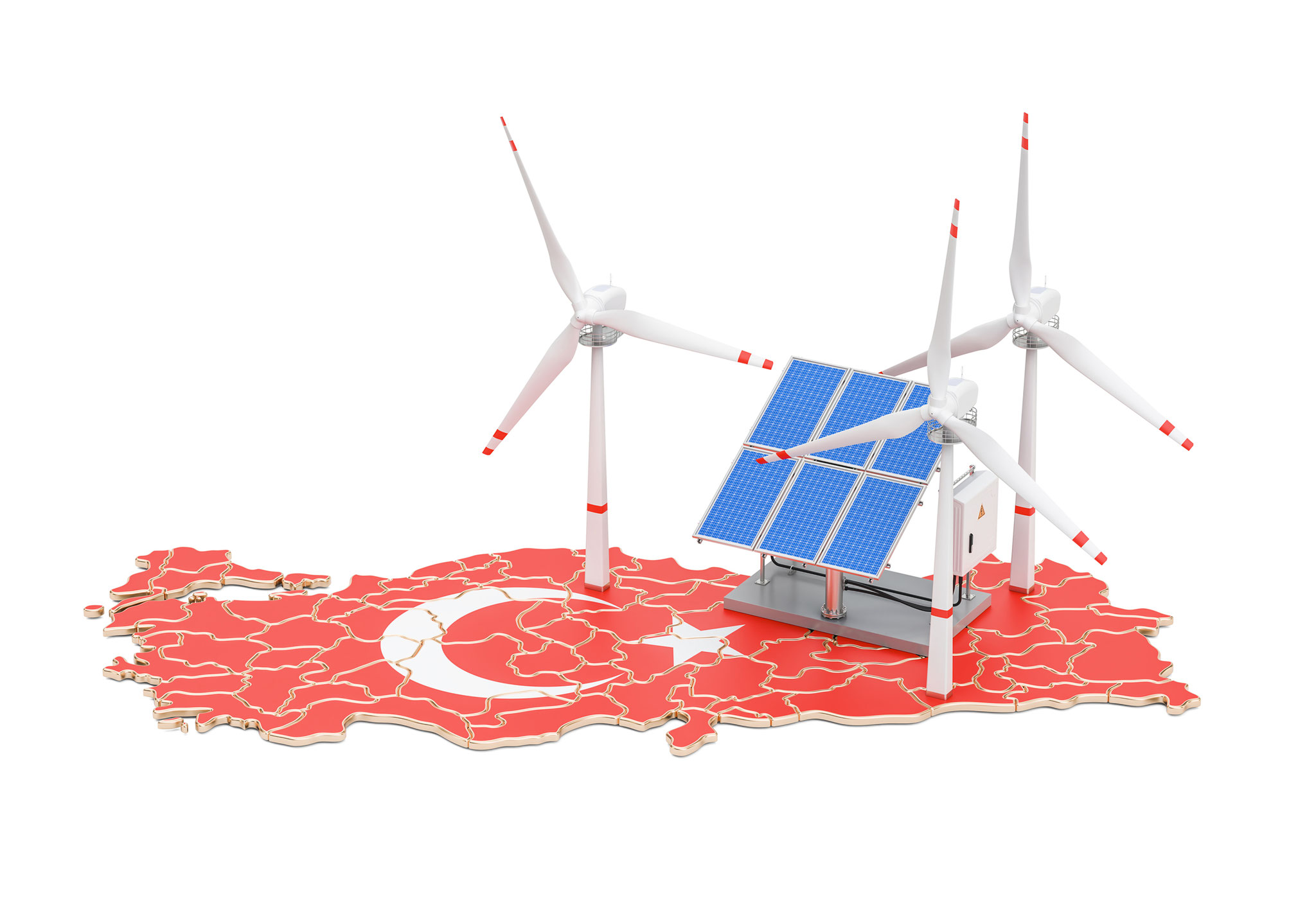 Regional energy development Turkey & Black Sea area