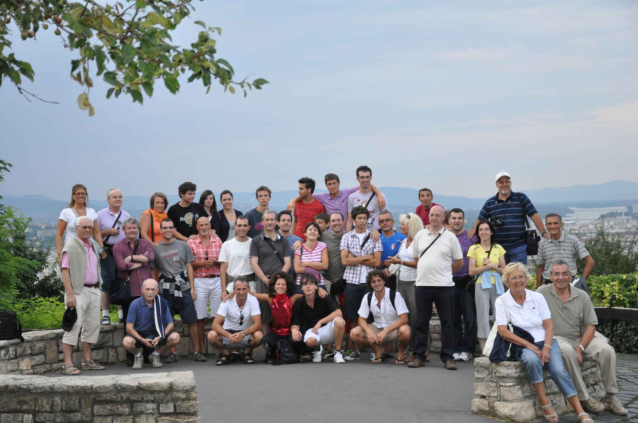 2010 Trasferta in Ungheria