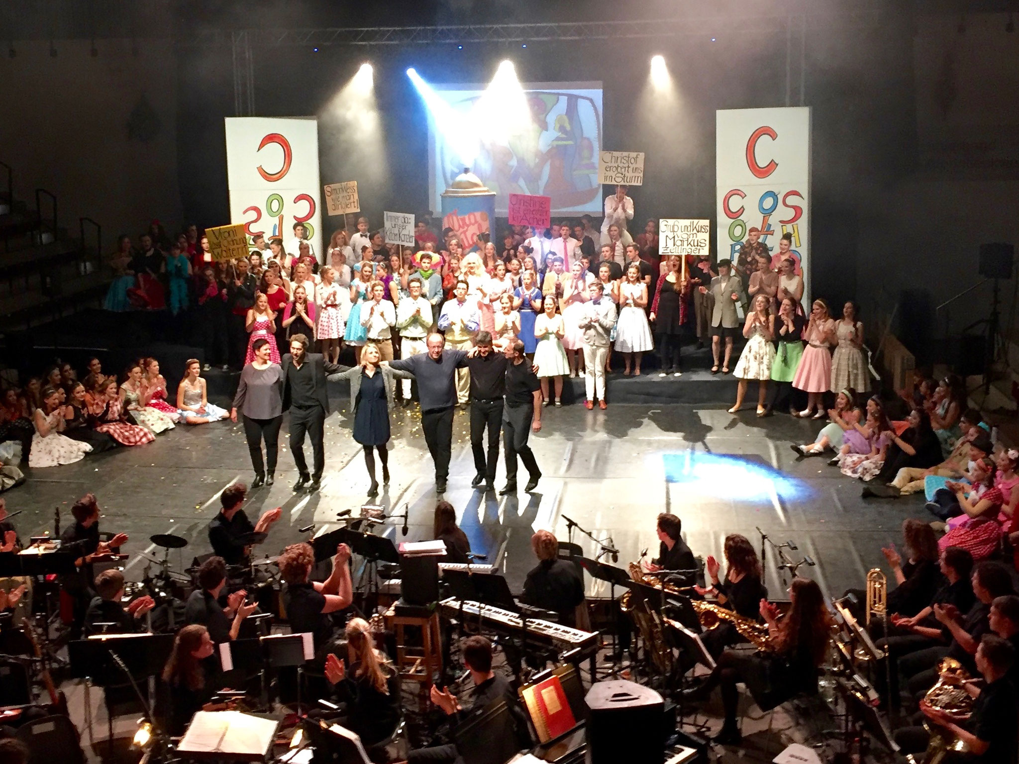 """Gewinner in der Kategorie Lehrer: Musical """"Hairspray"""""""