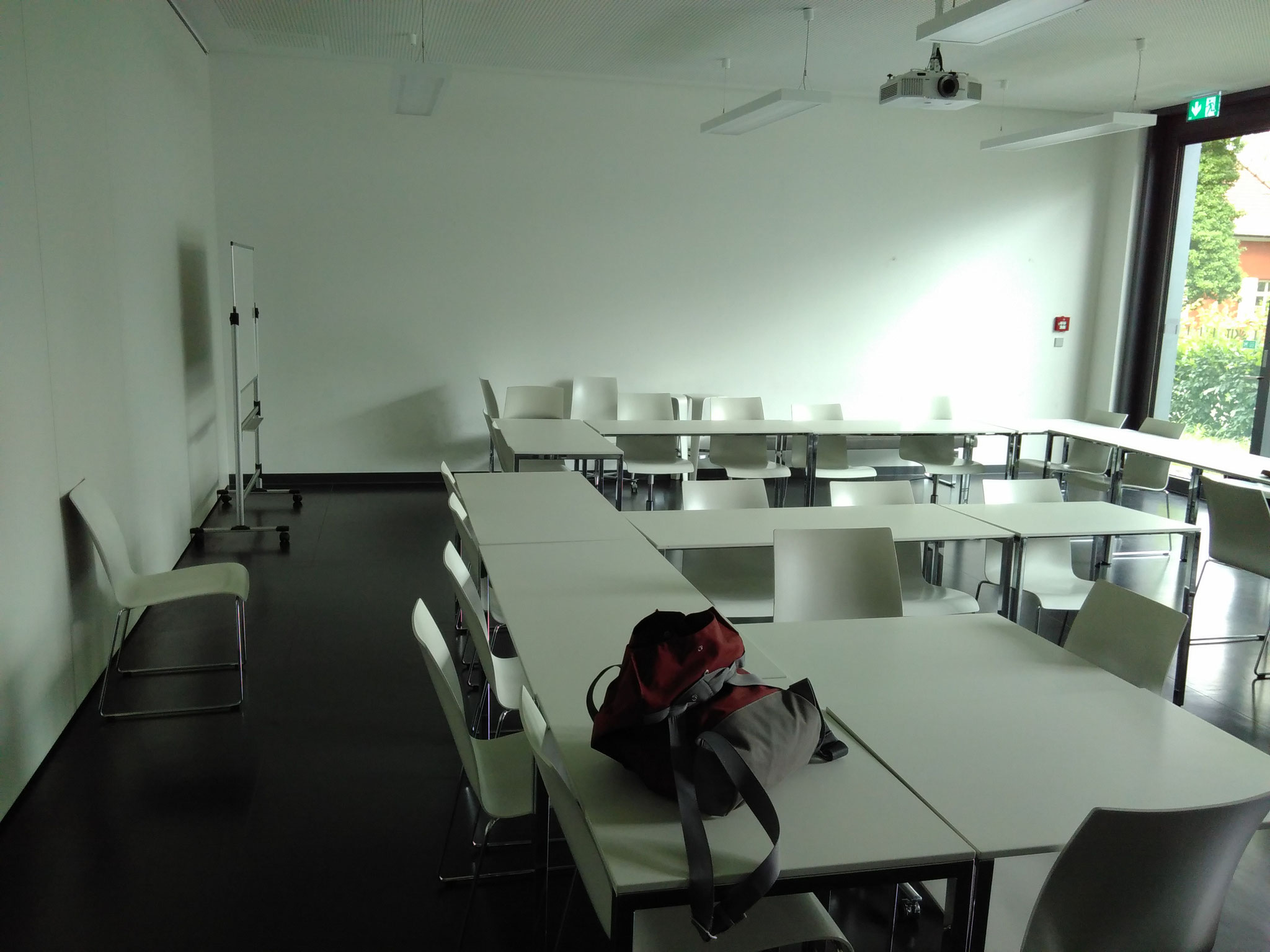Summer School room