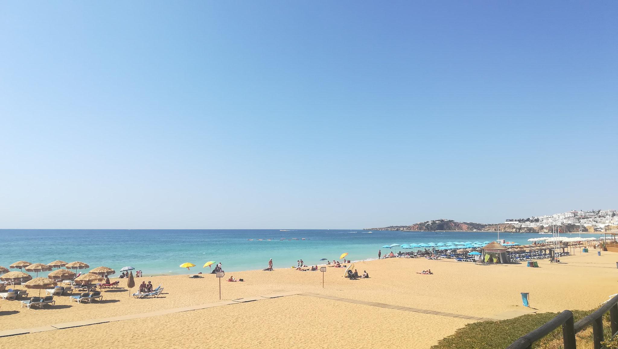Praia da Oura (Stadtteil Albufeira)