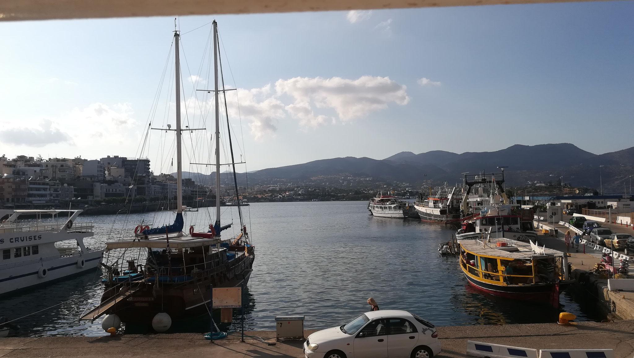 Agios Nikolaos Hafen