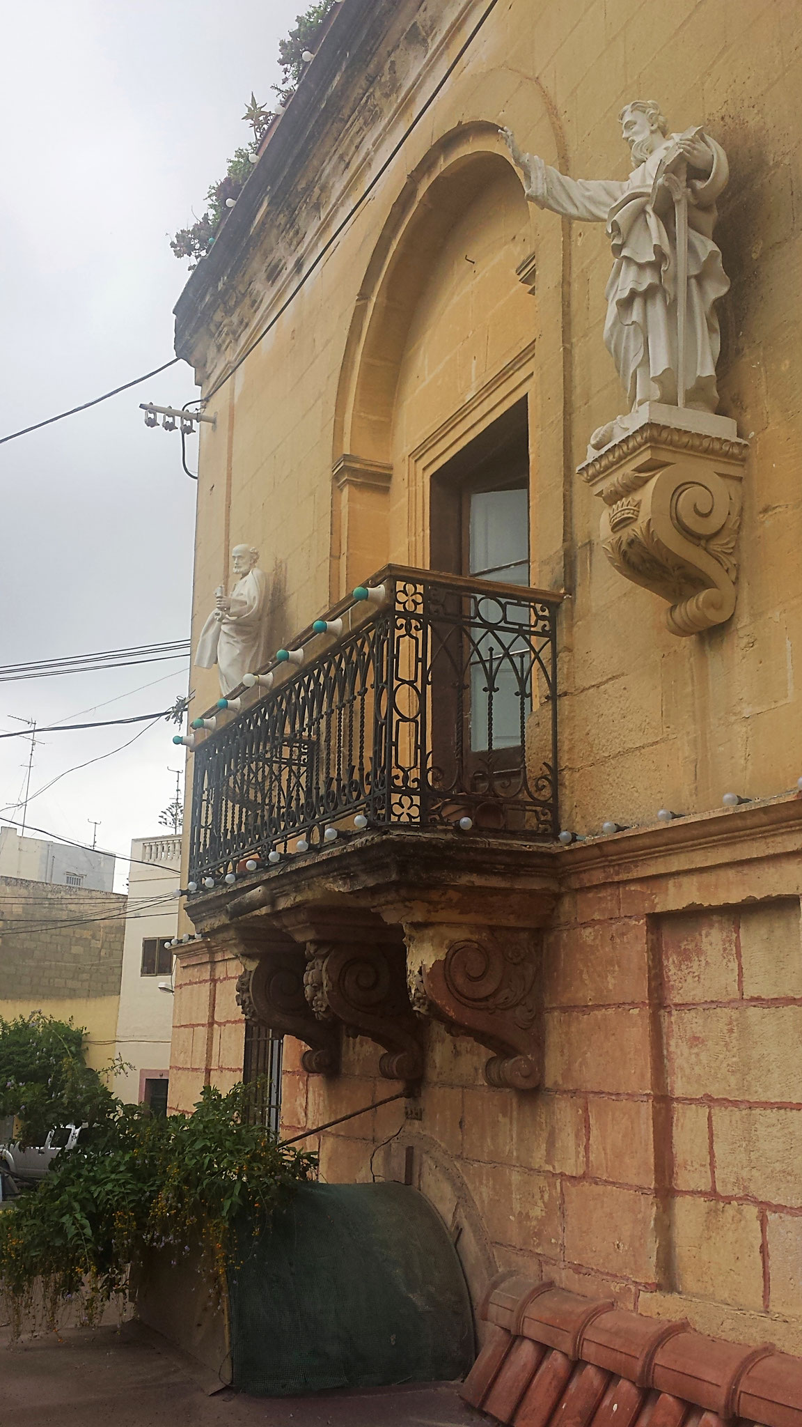 Malta Balkon