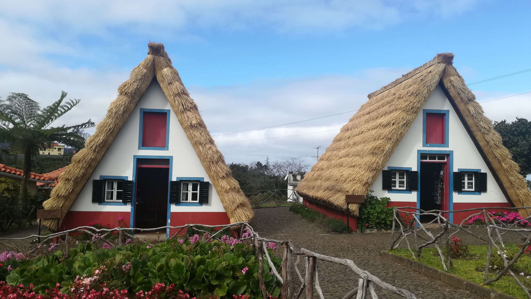 Santana Typical Houses