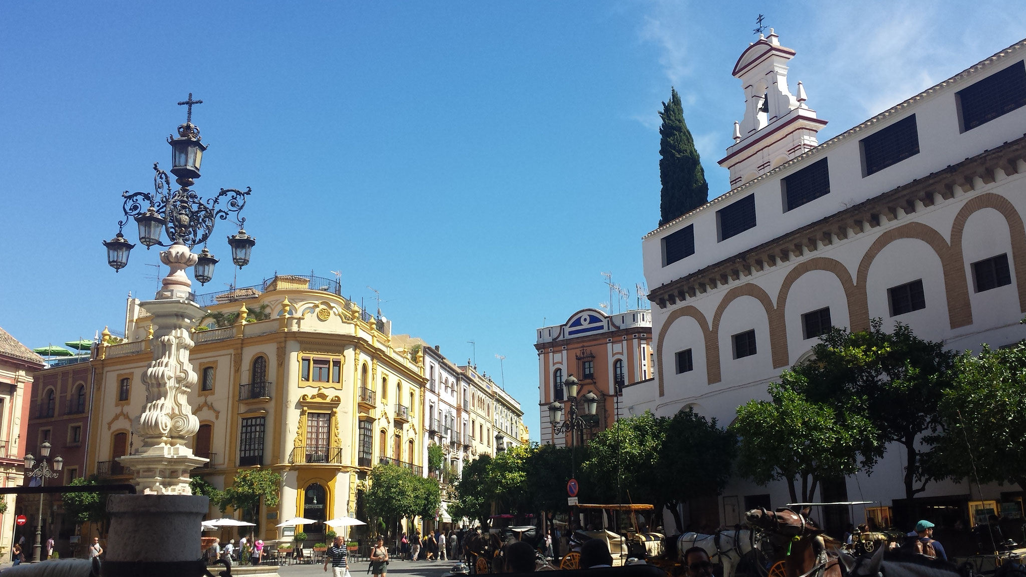 Sevilla - Städtetrip