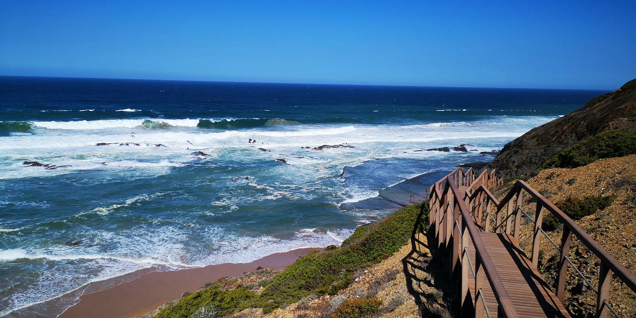 Costa Vicentina - Küste West-Algarve