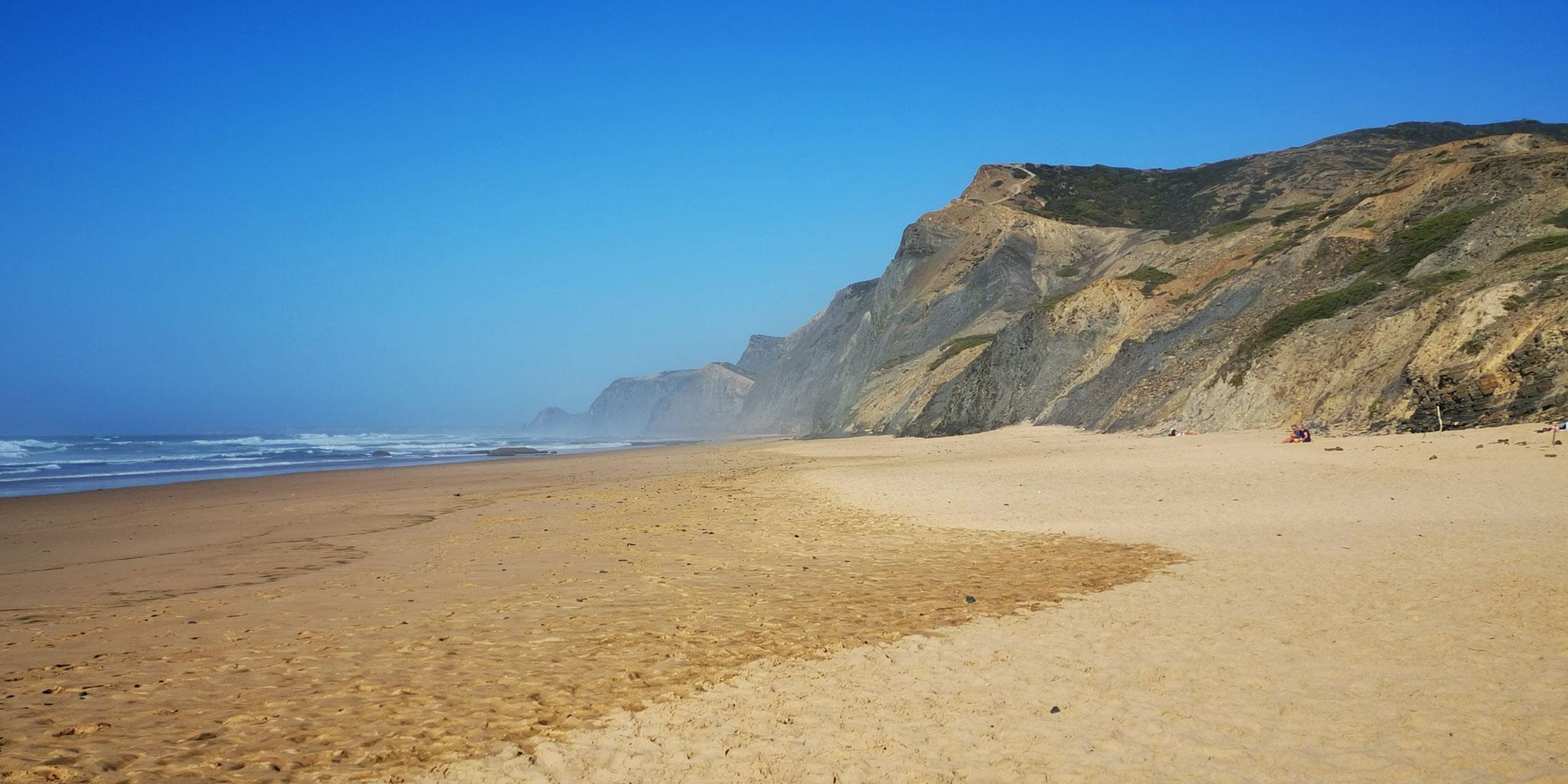 Portugal - Praia da Cordoama
