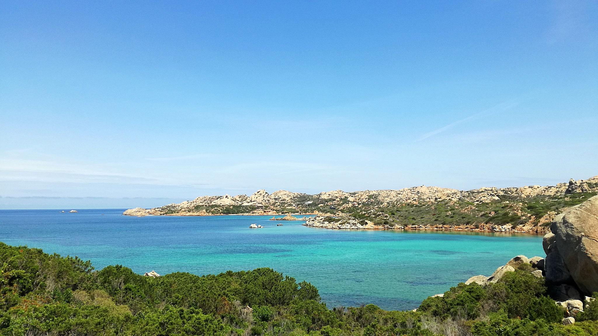 Sardinien - La Maddalena