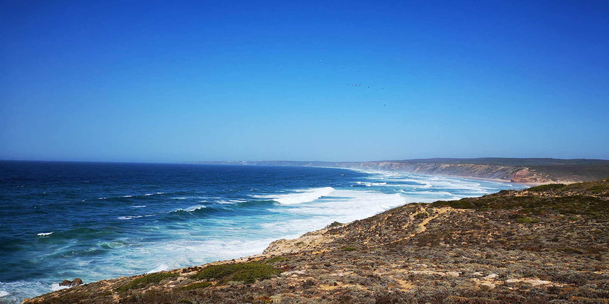 Portugal - Praia do Bordeira
