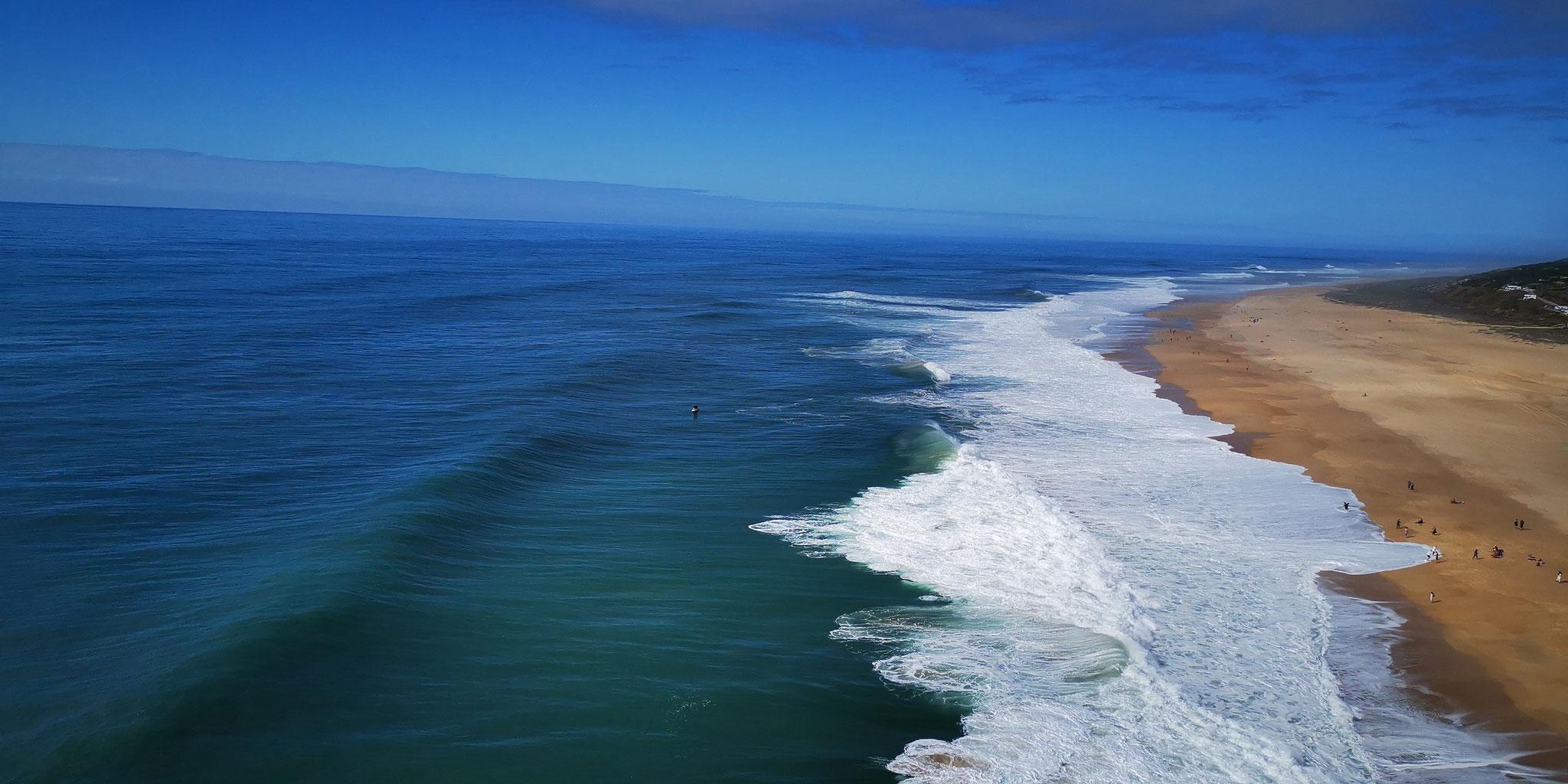 Nazaré - Die höchsten Wellen