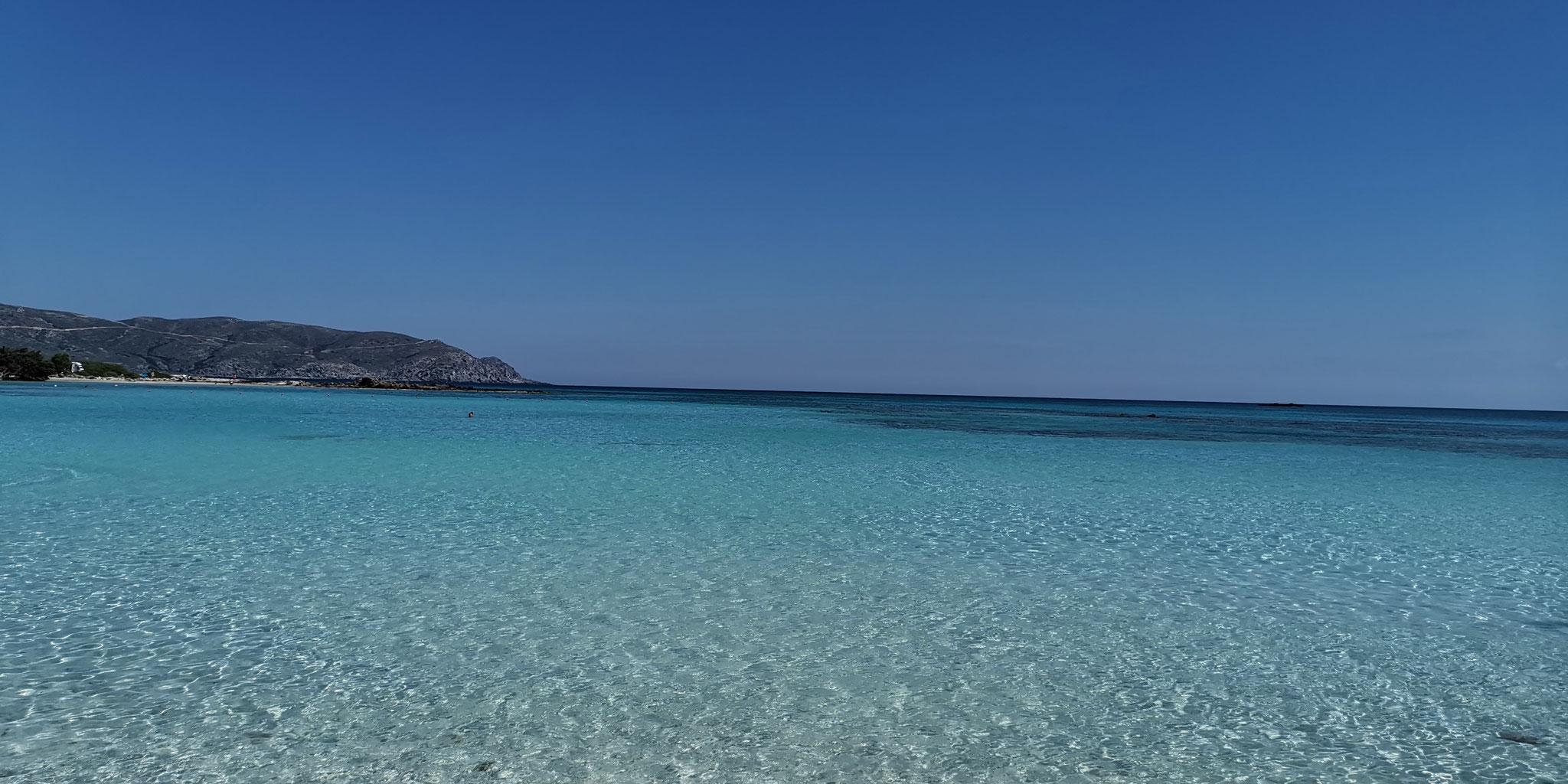 Elafonisi Strand