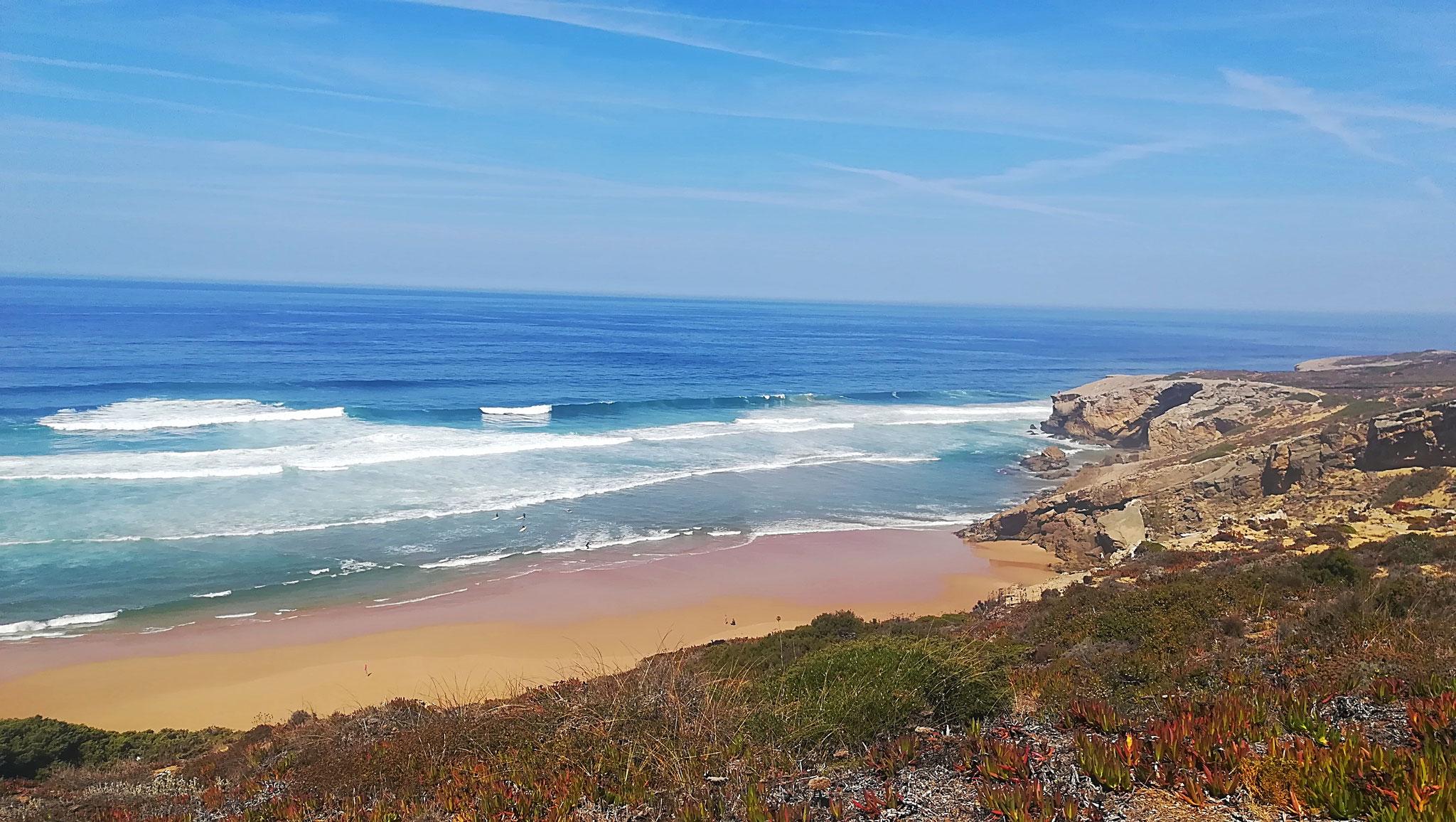 Portugal - Praia do Amado