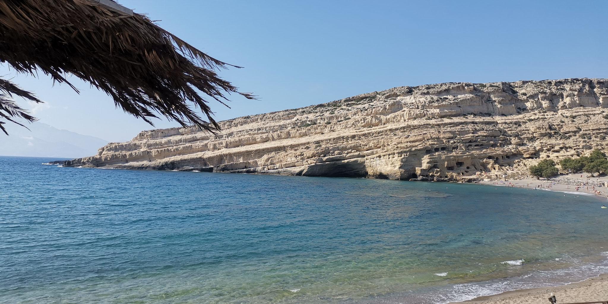 Matala Höhlen