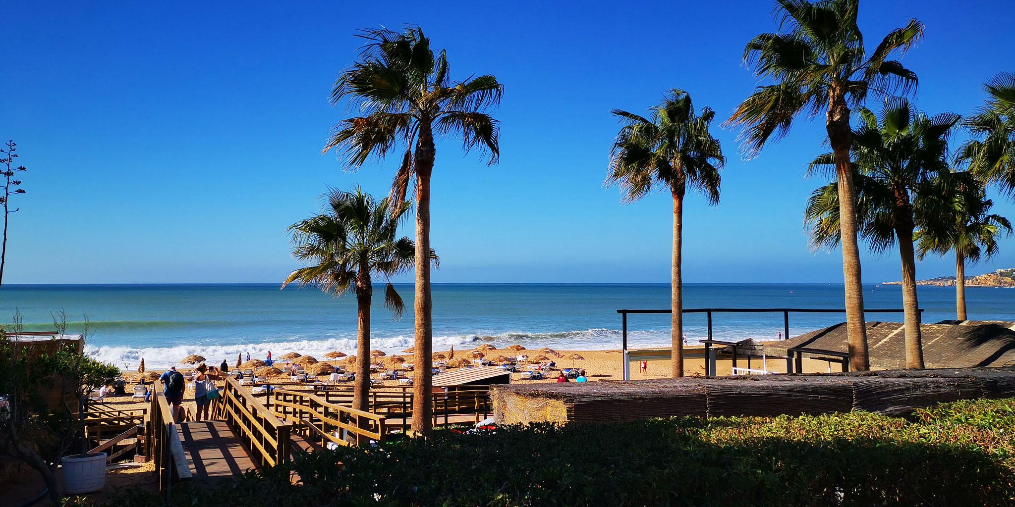 Praia da Oura - Albufeira