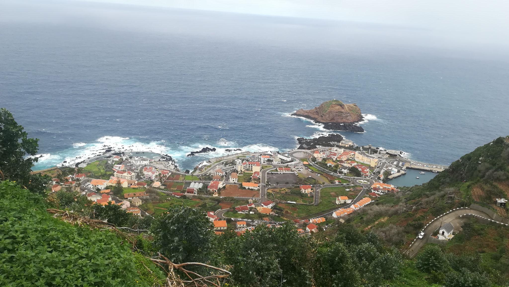 Naturbäder Porto Moniz Nordküste