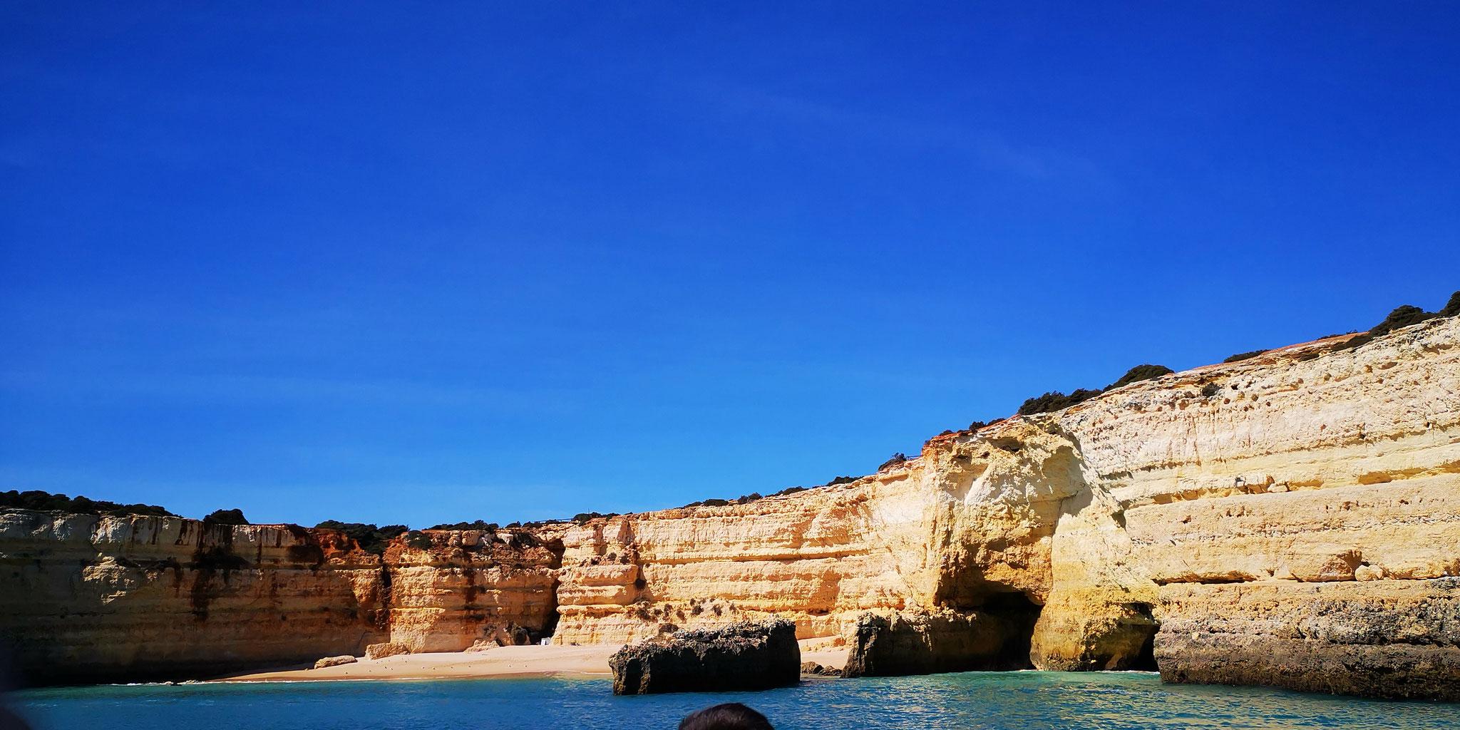 Algarve - Einsame Strände