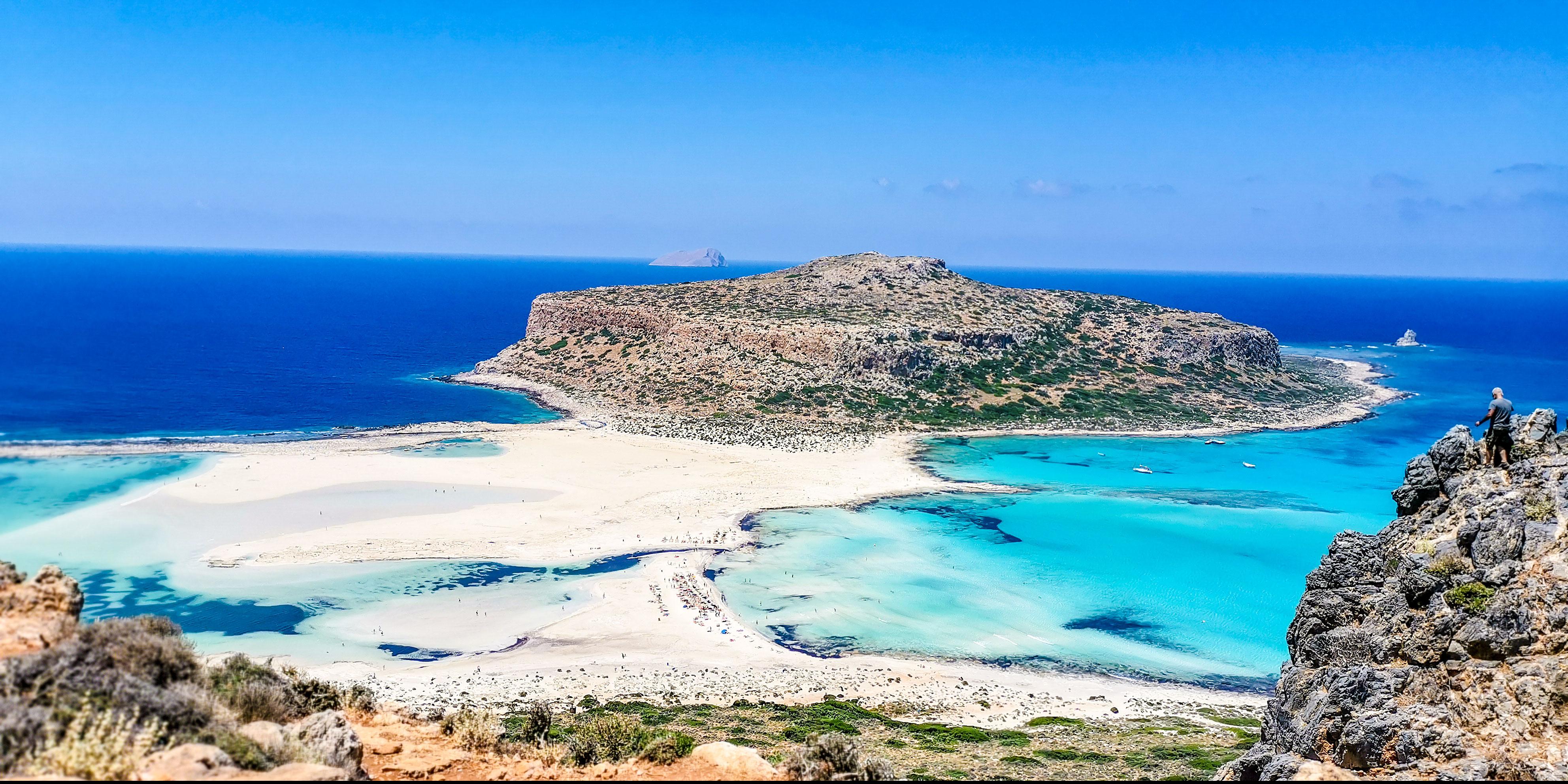 Kreta - Balos Lagune