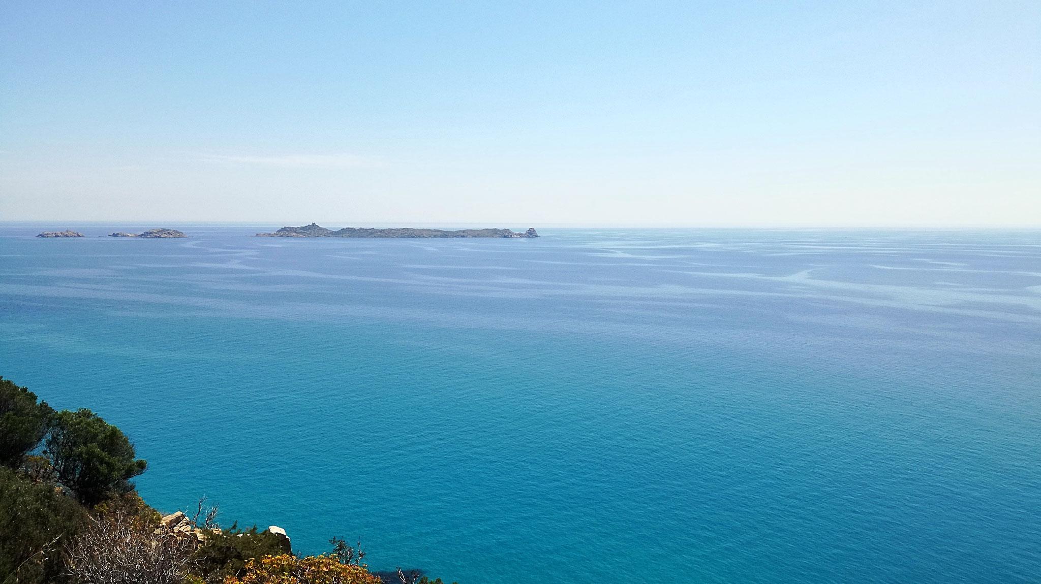 Küste Villasimius bis Costa Rei