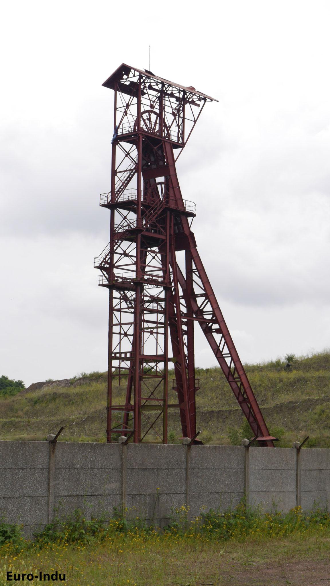 Schacht 8 Teufe: 704m 1919-1991