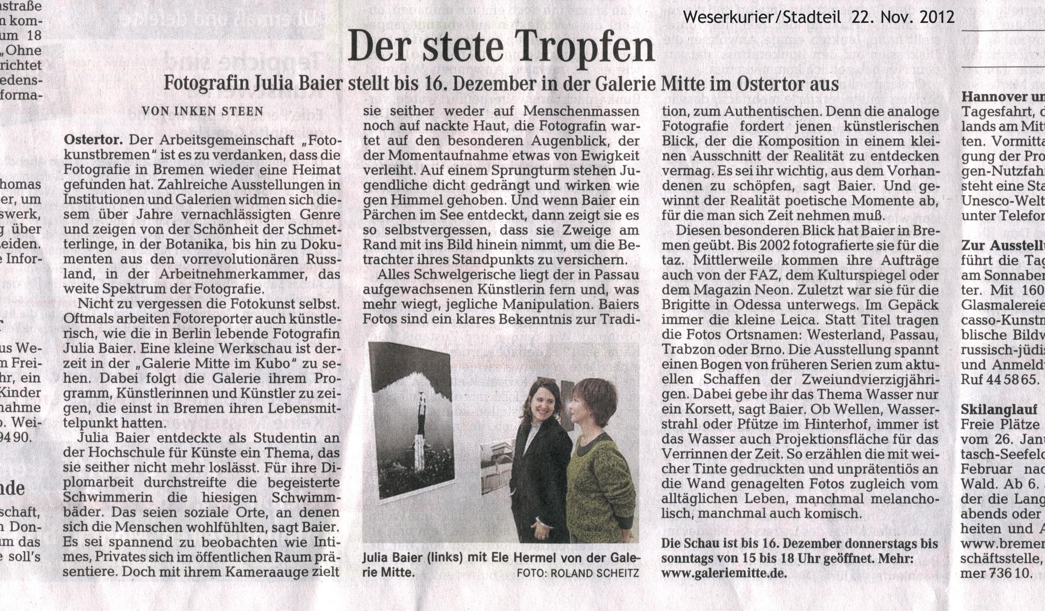 Stadtteilkurier, Inken Steen, 22.11.12