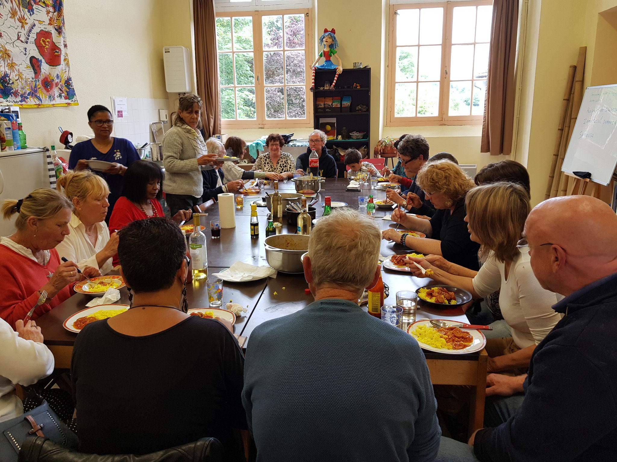 Atelier cuisine réunionaise