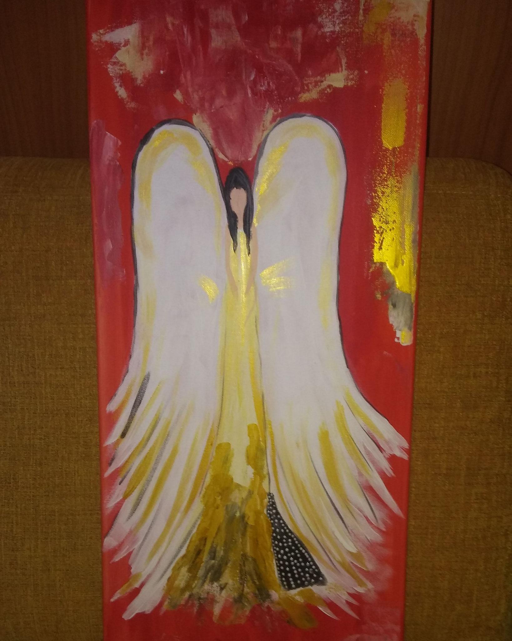 Ausdruck der Persönlichkeit durch die Kraft der Farben und des Malens......