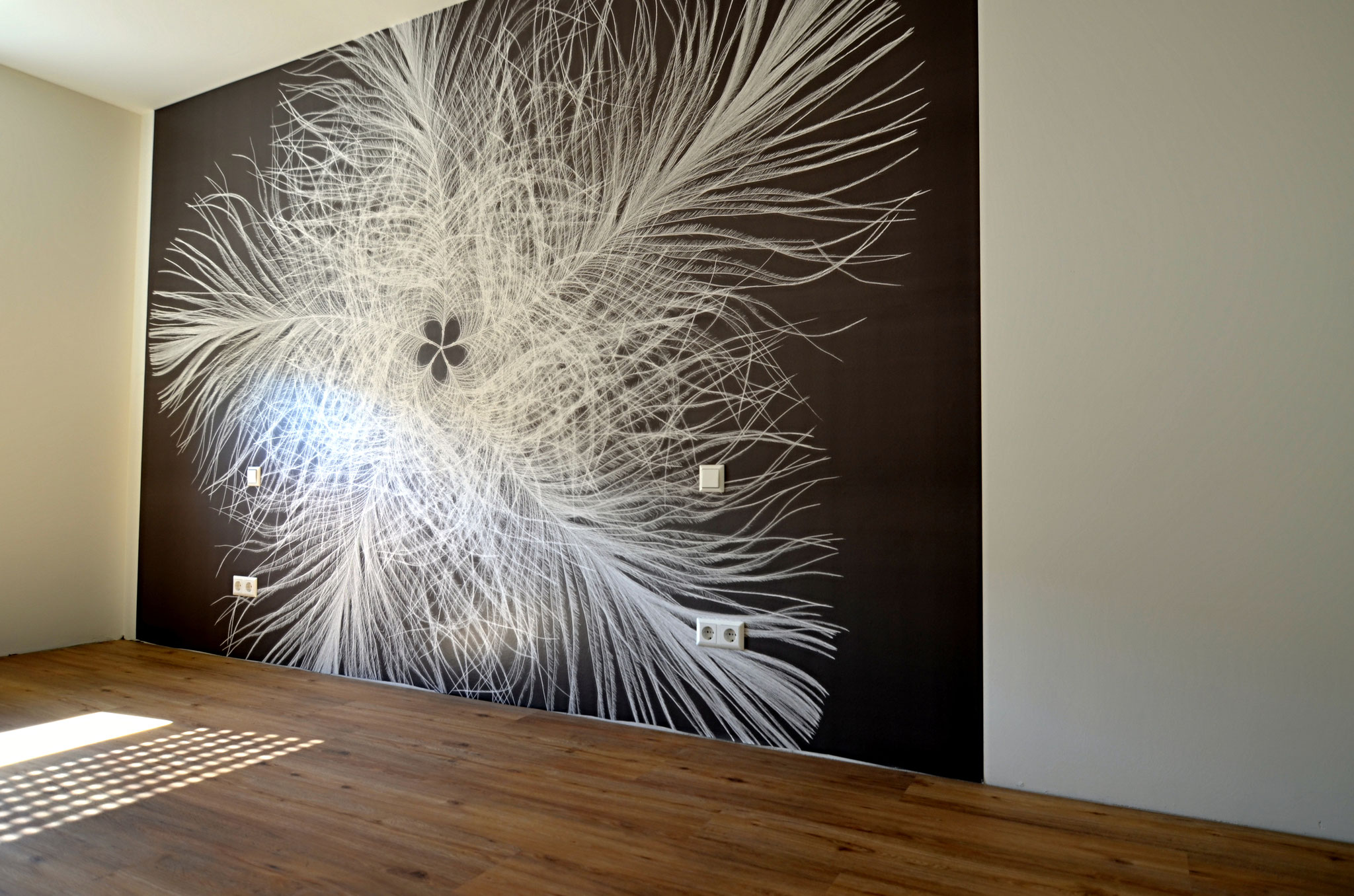 Fototapeten verleihen dem Raum einen ganz anderen Ausdruck