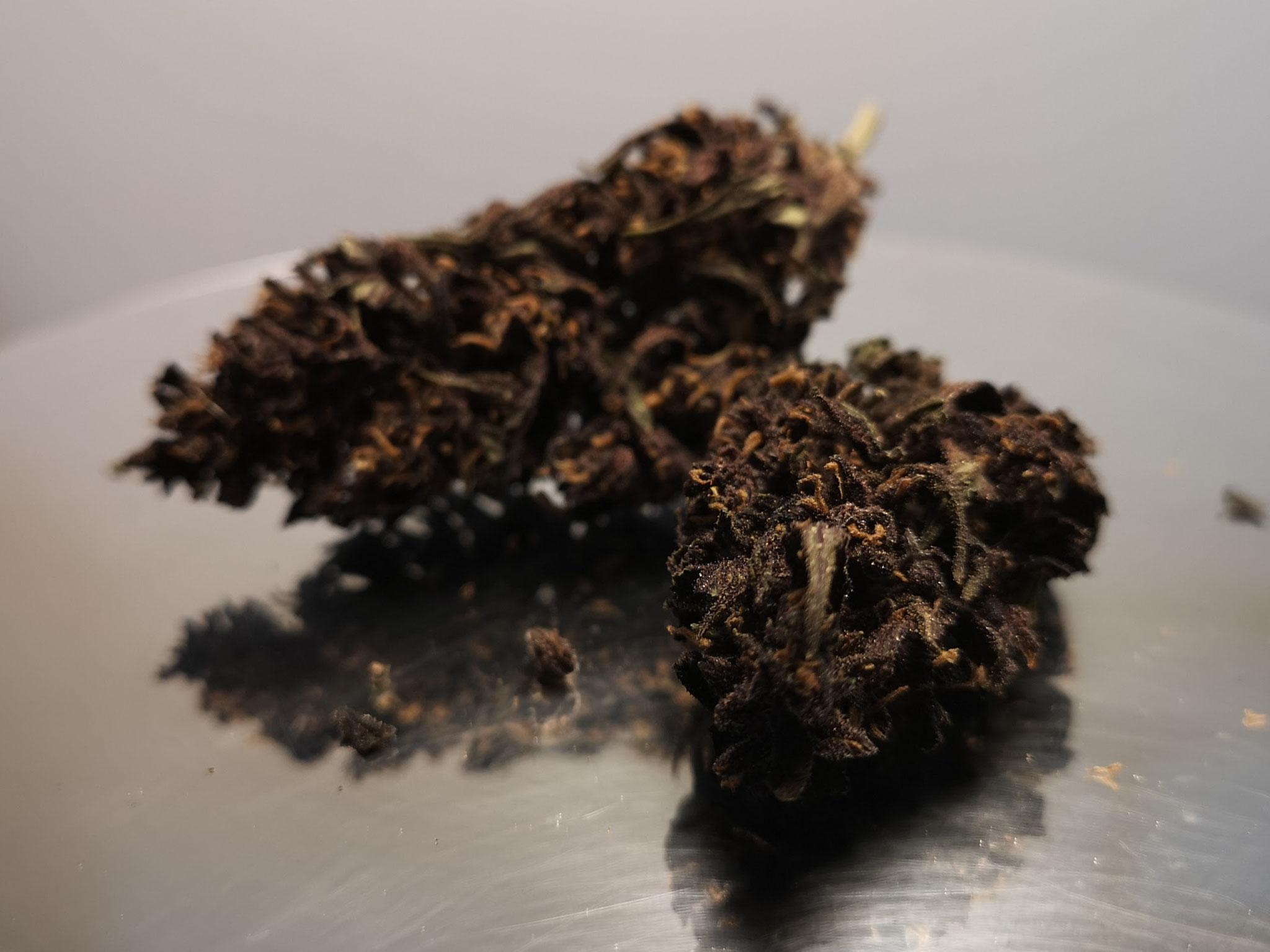 purple hemp sweet