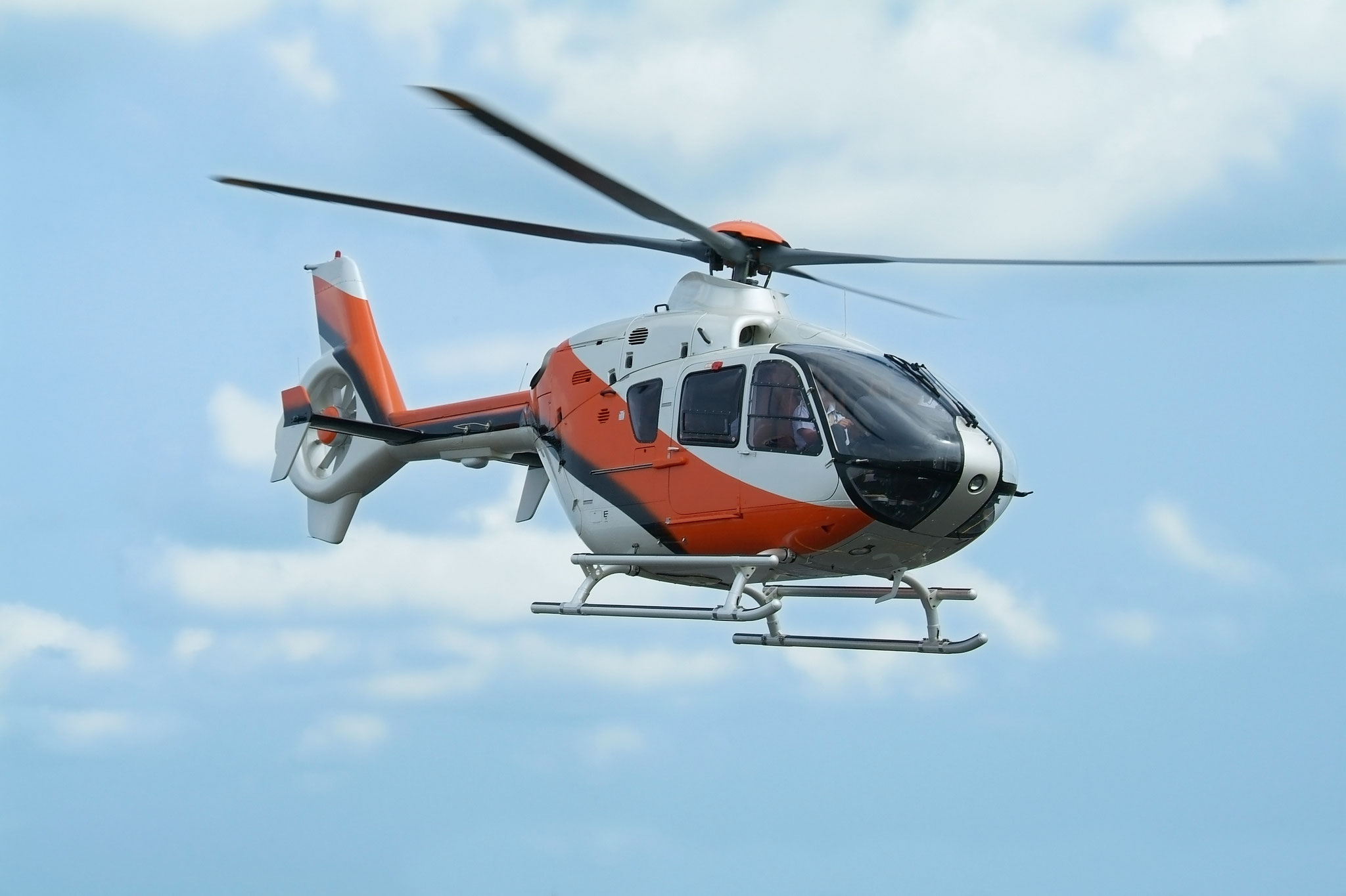 Hubschrauberteile