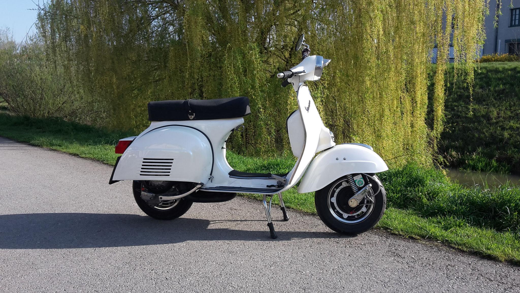 Vespas & Mopeds