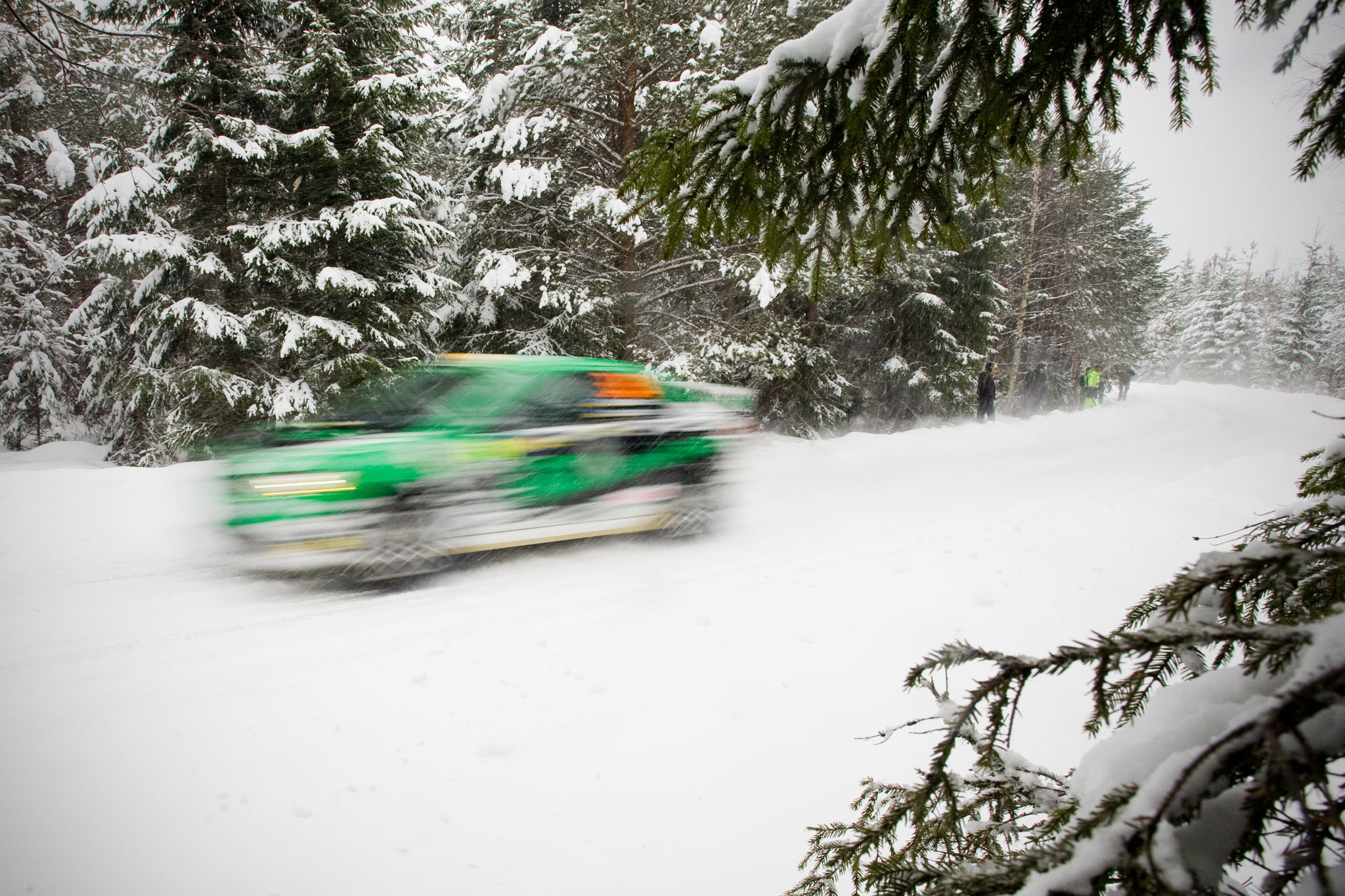 Rallyefahrzeuge und mehr ...