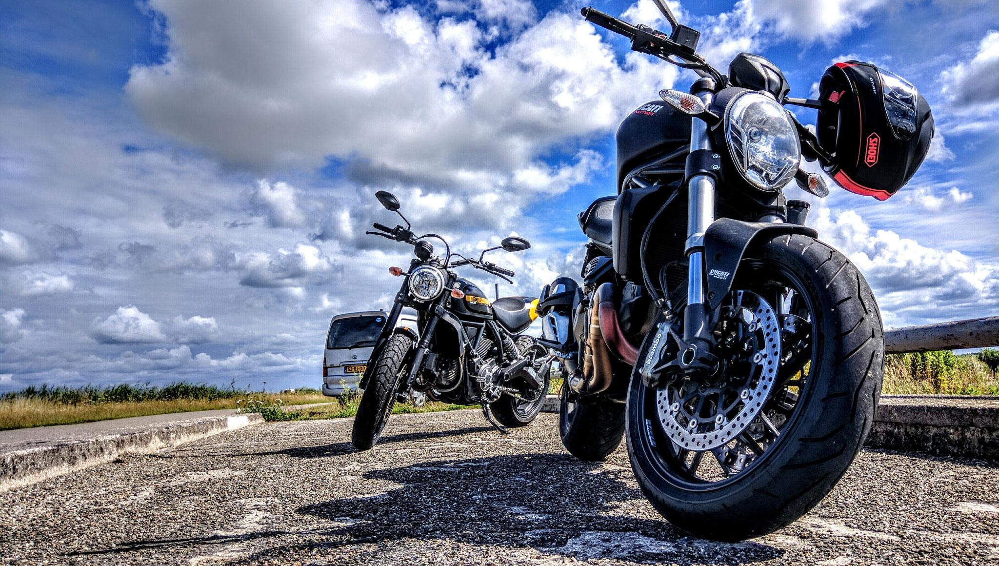 Motorräder oder ...